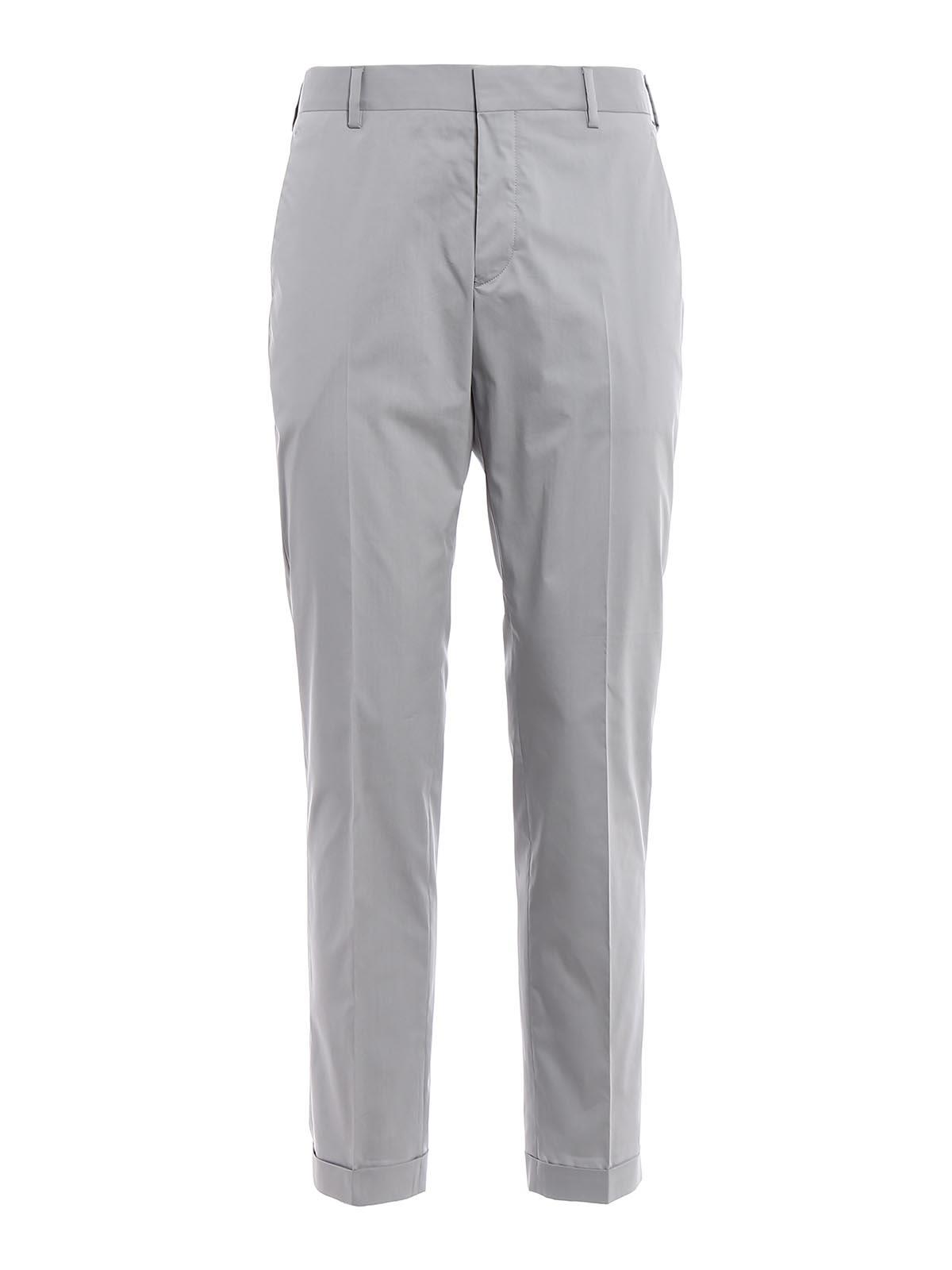Prada Chino Trousers