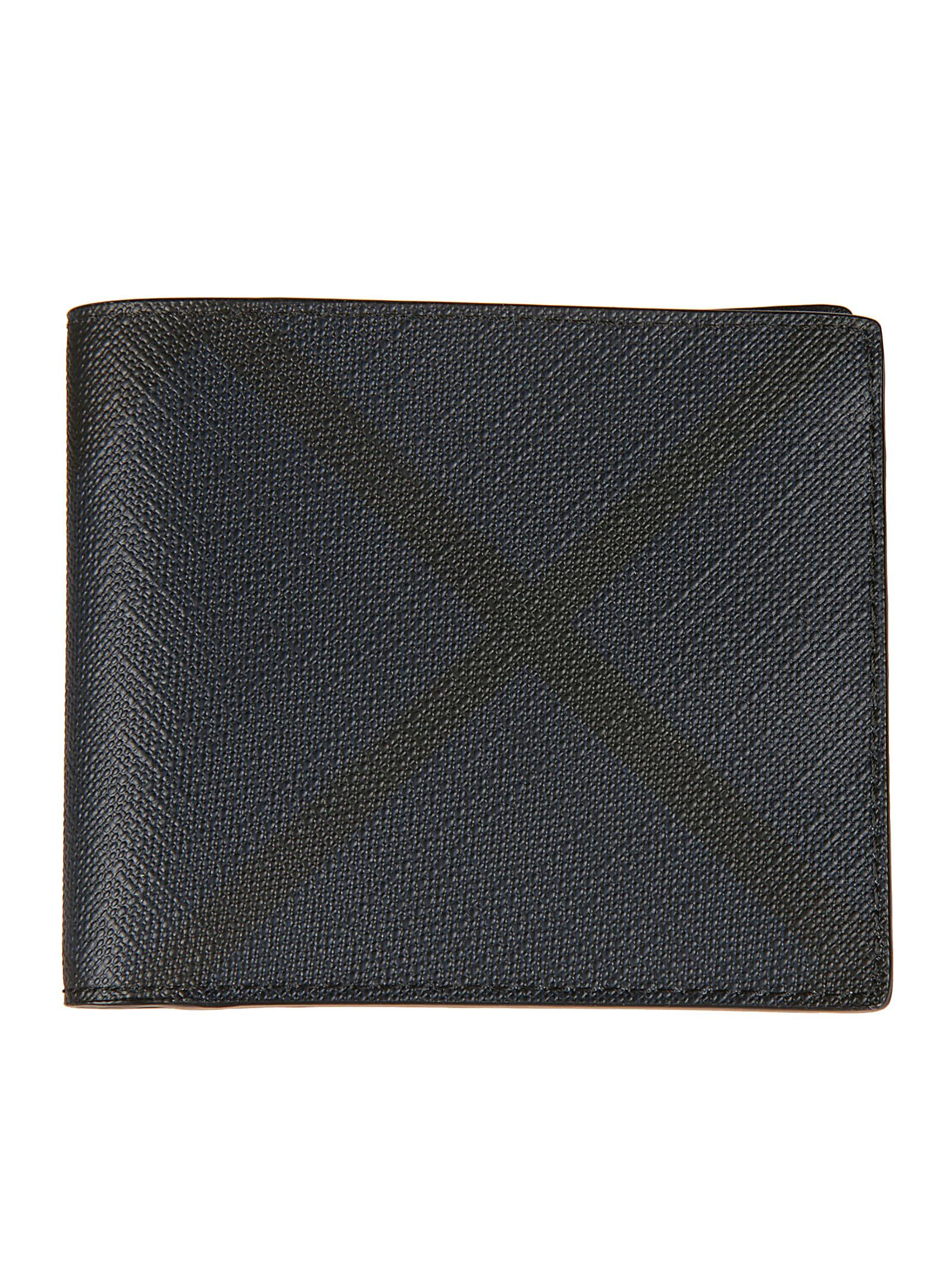 Burberry London Check International Bifold Wallet