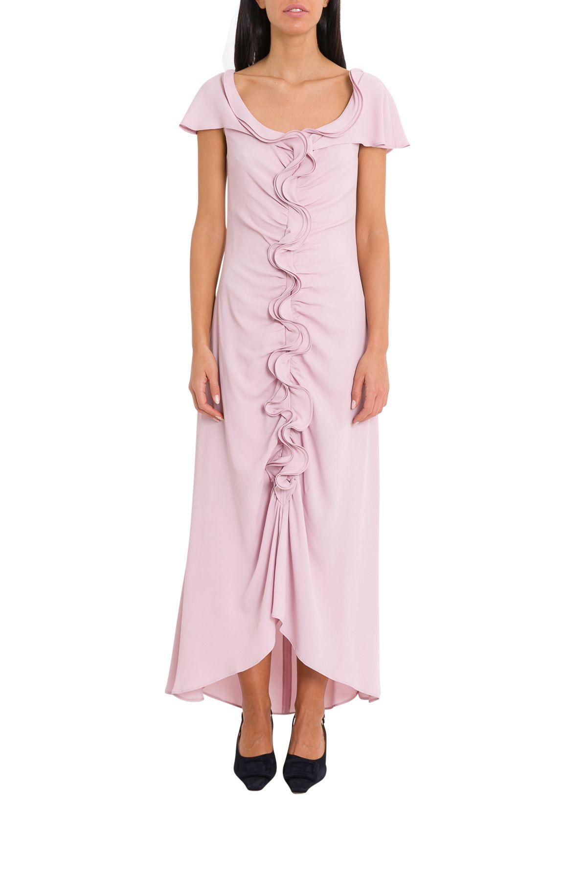 Sies Marjan Portia Marocaine Center Ruched Dress