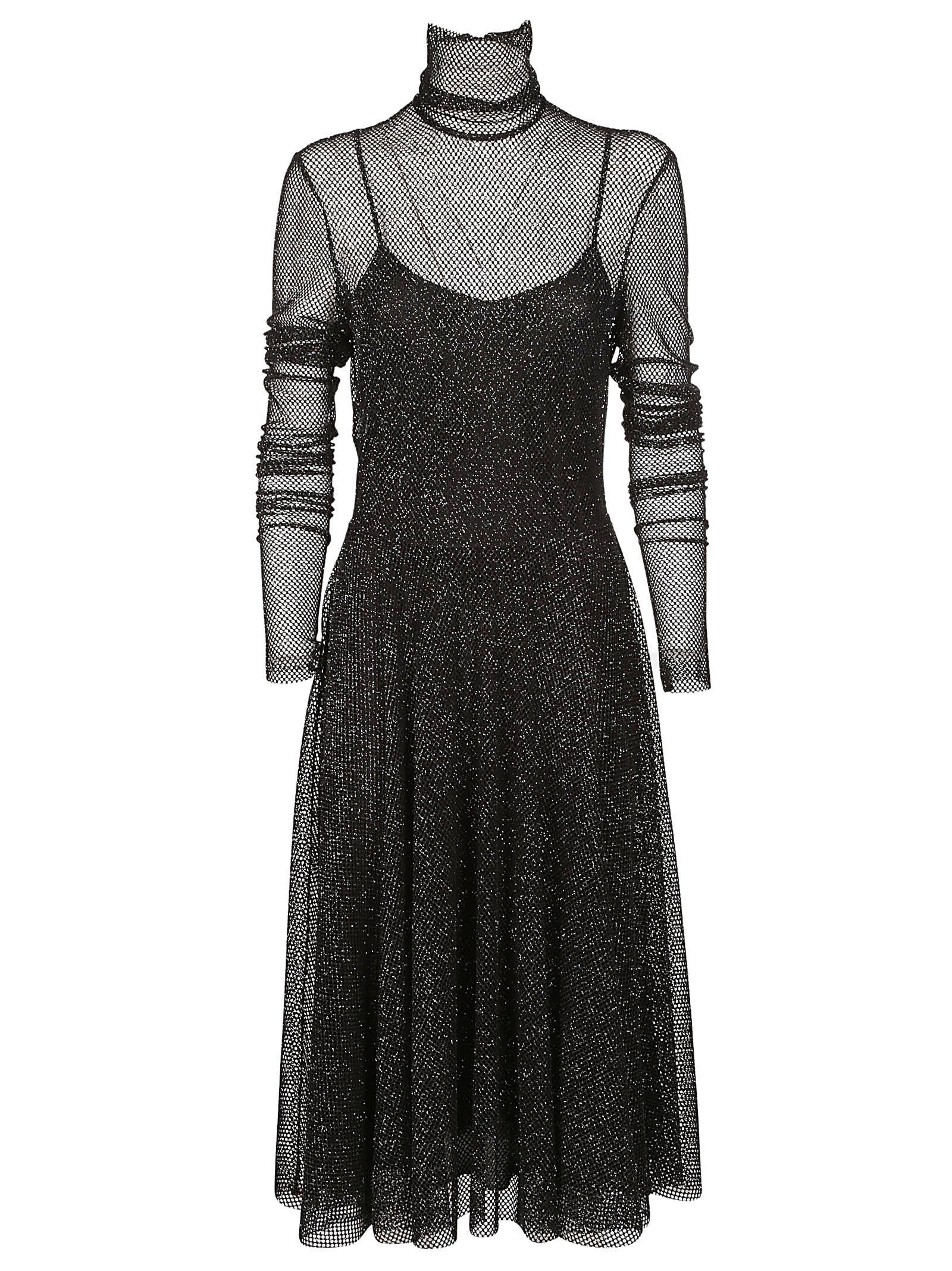 philosophy di lorenzo serafini -  Layered Sheer Top Dress
