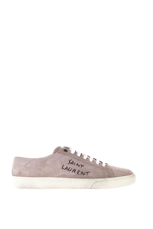 Saint Laurent Court Classic Sl/06 Ancient Rose Sneakers
