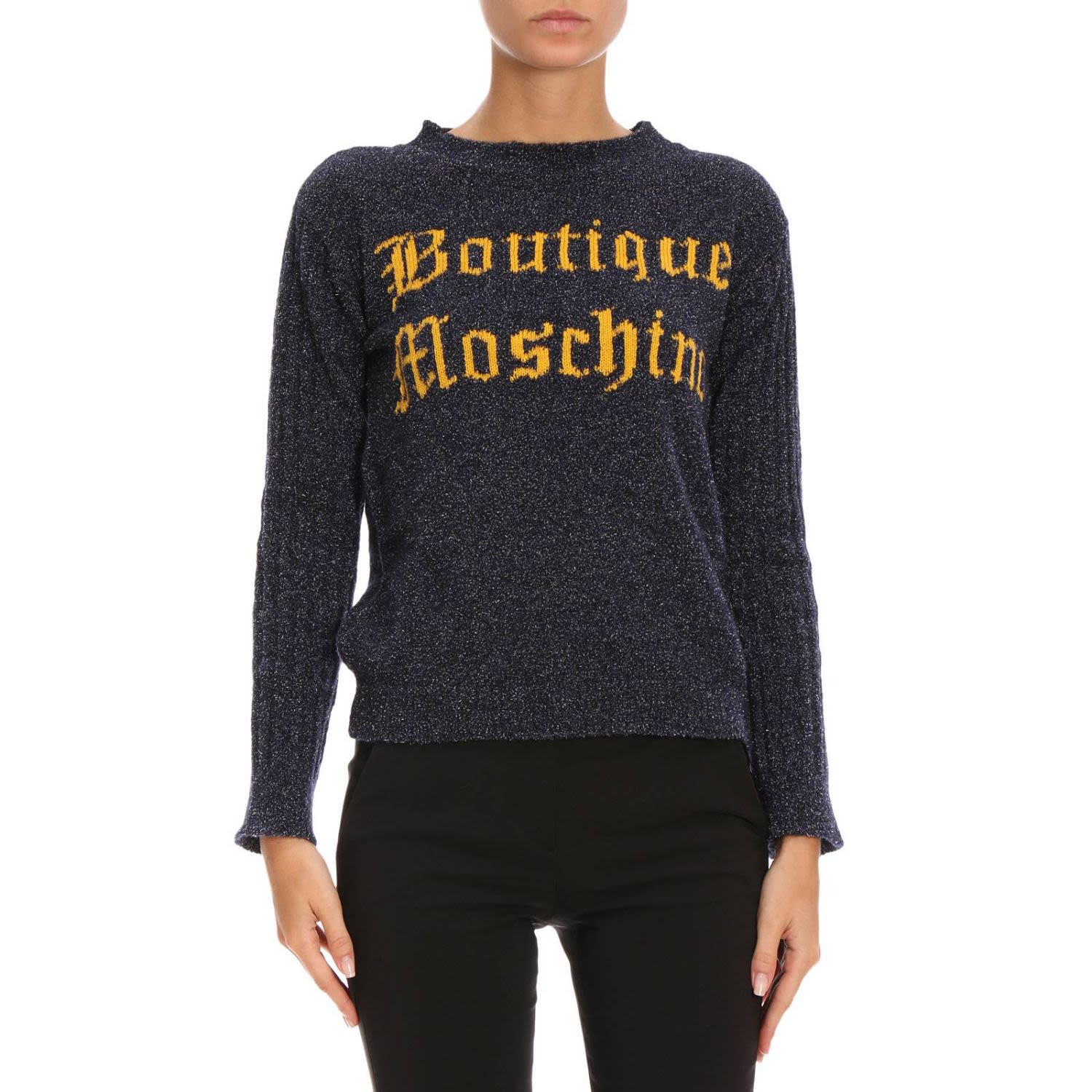 Boutique Moschino Sweater Sweater Women Boutique Moschino
