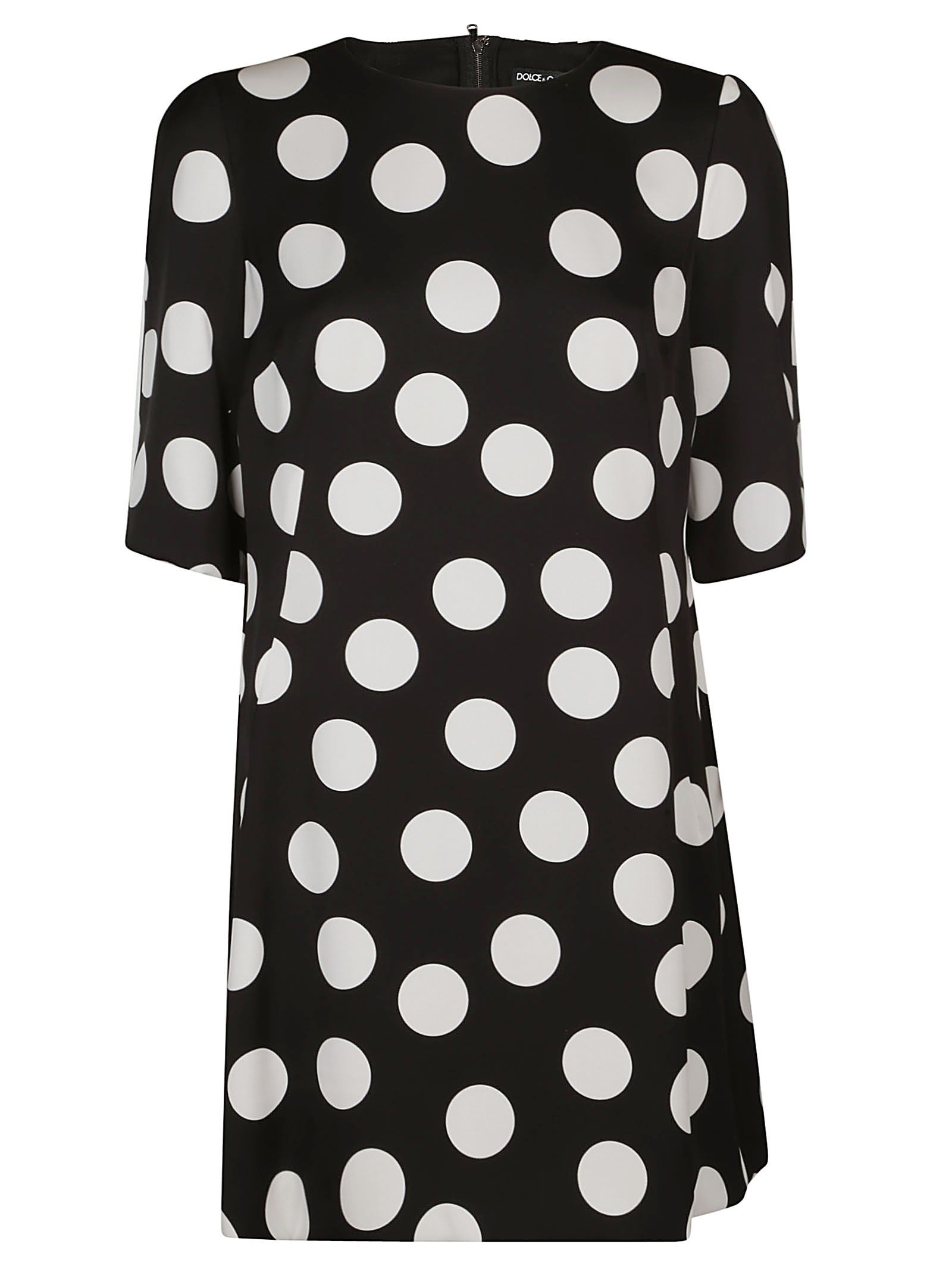 Dolce & Gabbana Polka-dot Dress