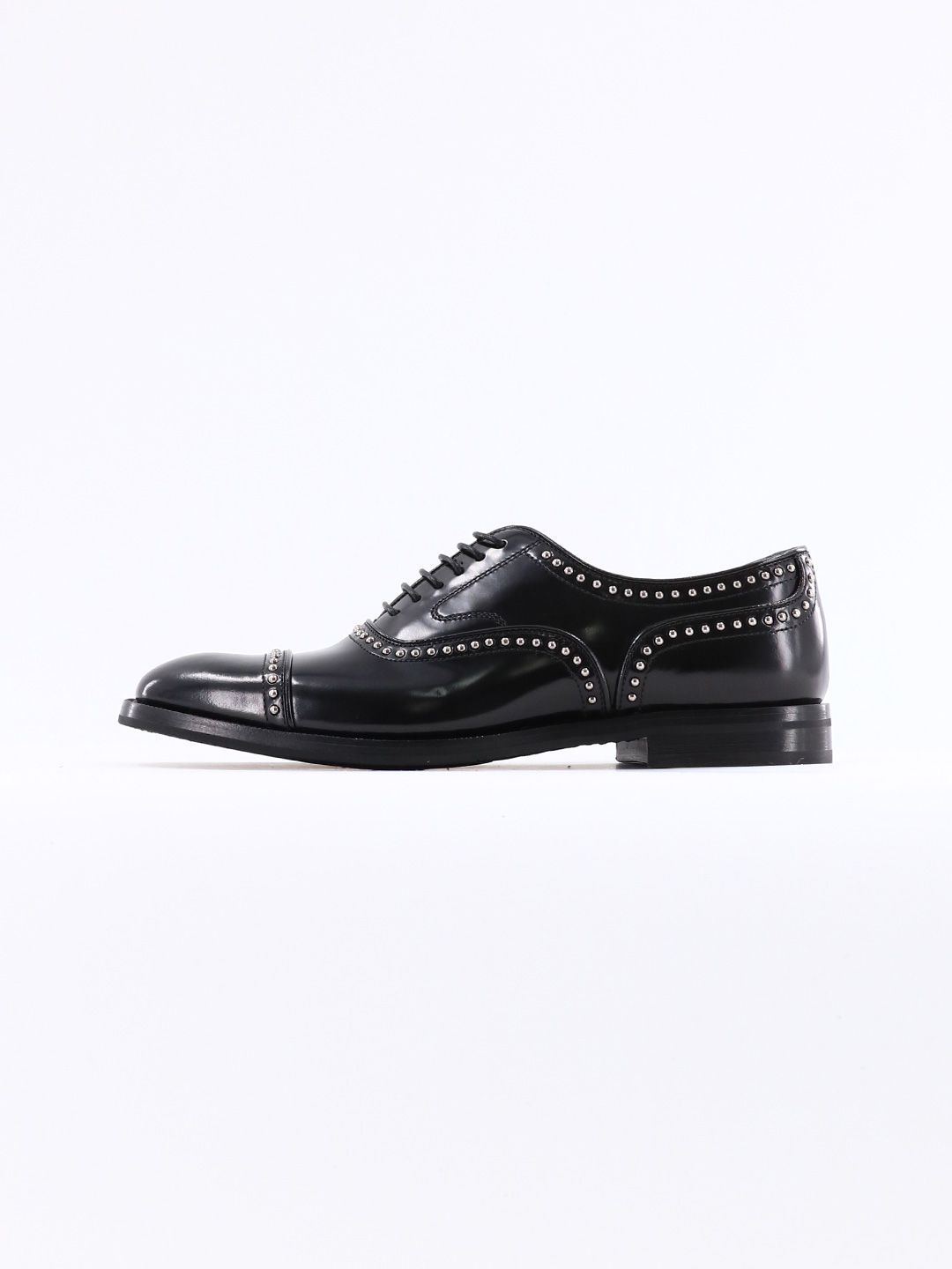 Church's Black Anna Brogue Shoe