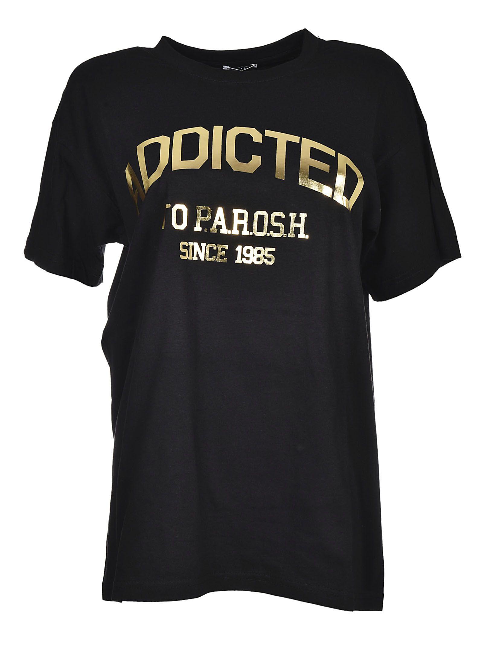 Parosh Printed T-shirt