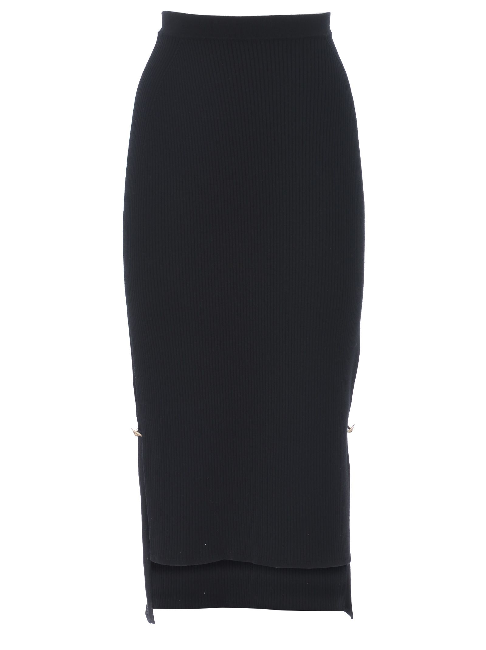 Versus Versace Slim Fit Midi Skirt