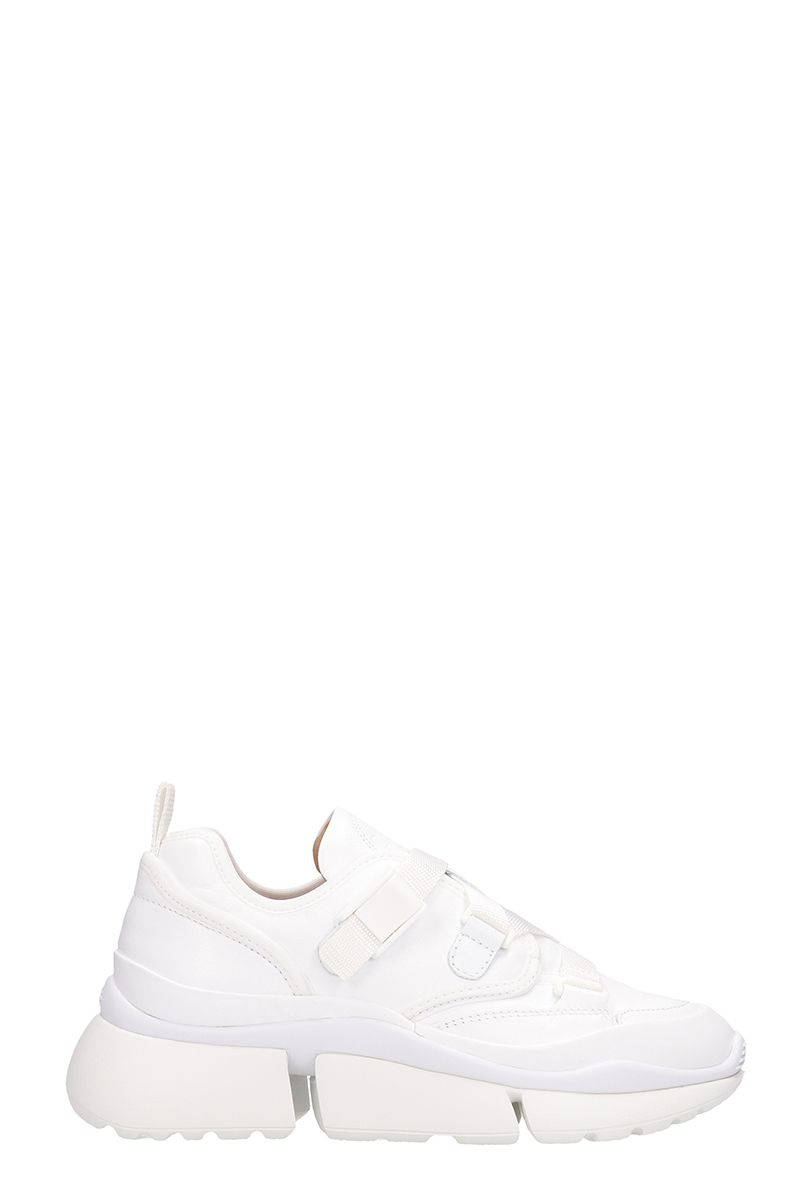 Chloé Sonnie Low Top Sneakers