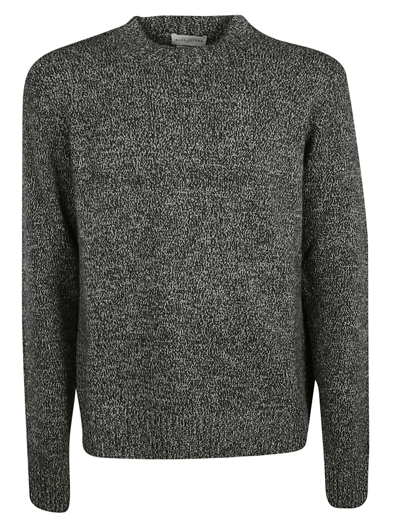 Ballantyne Flecked Sweater