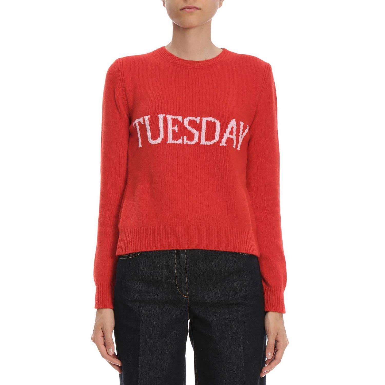 Alberta Ferretti Sweater Sweater Women Alberta Ferretti