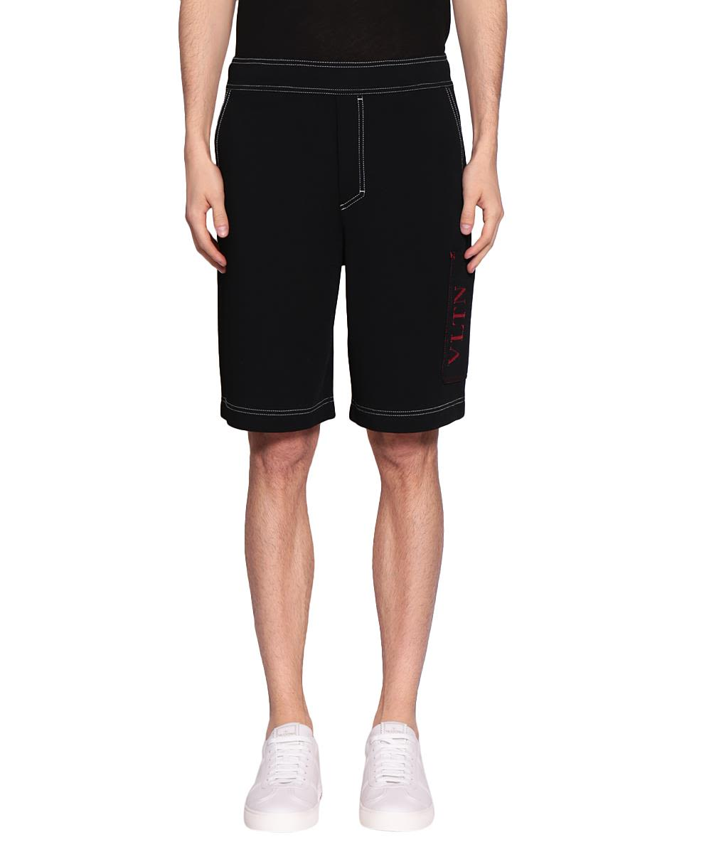 Valentino Vltn Cotton Short