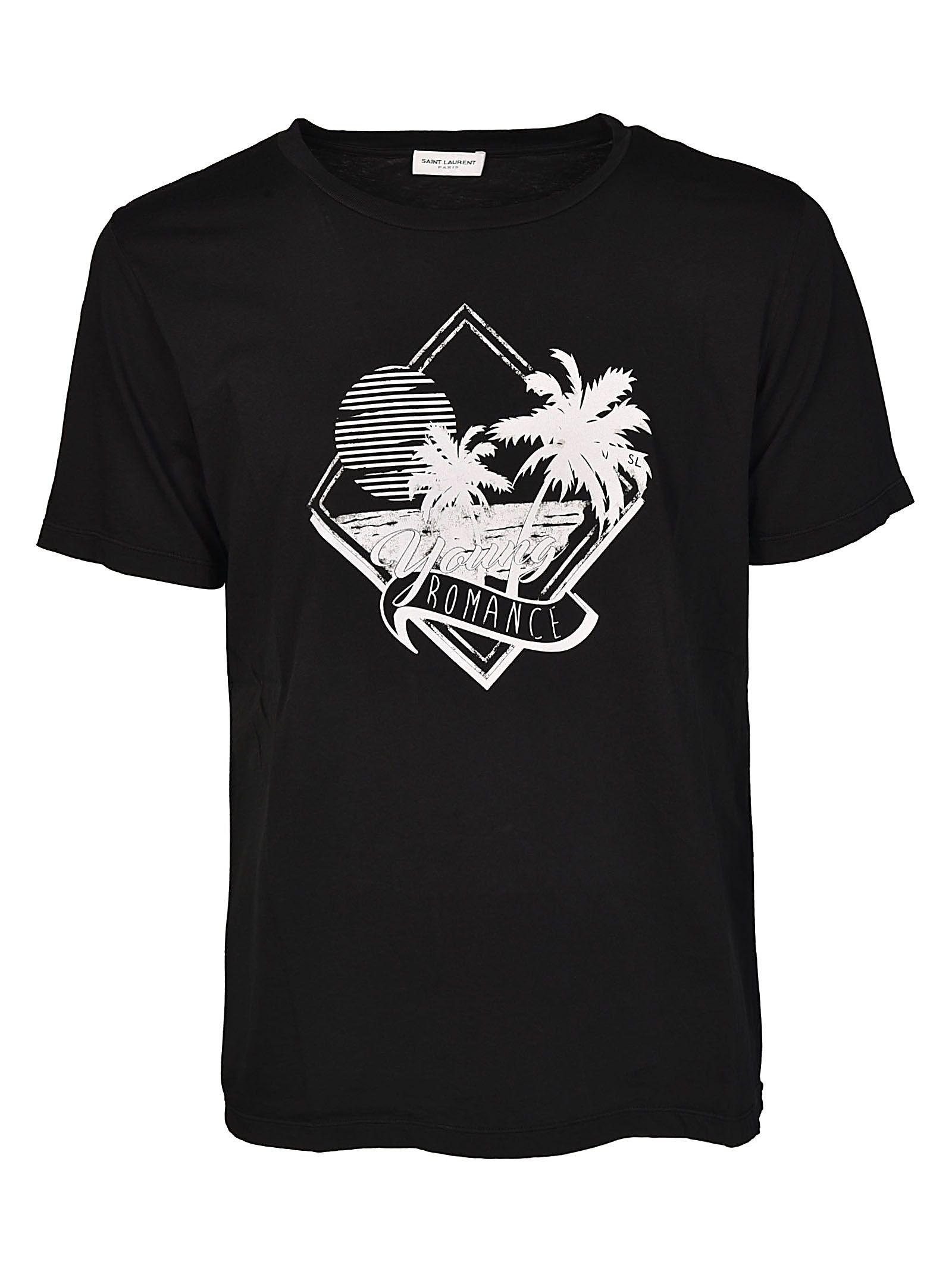 Saint Laurent Romance T-shirt