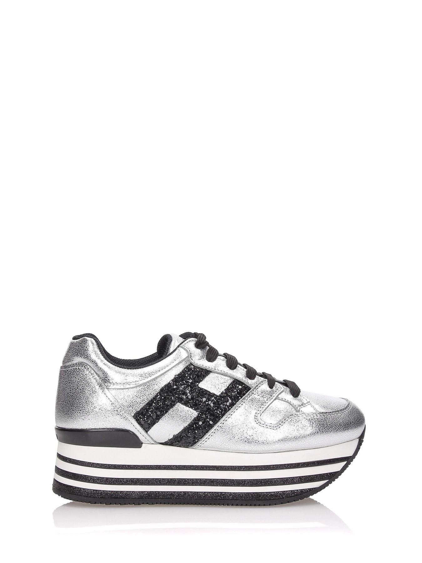 Hogan H368 Maxi Platform Sneakers