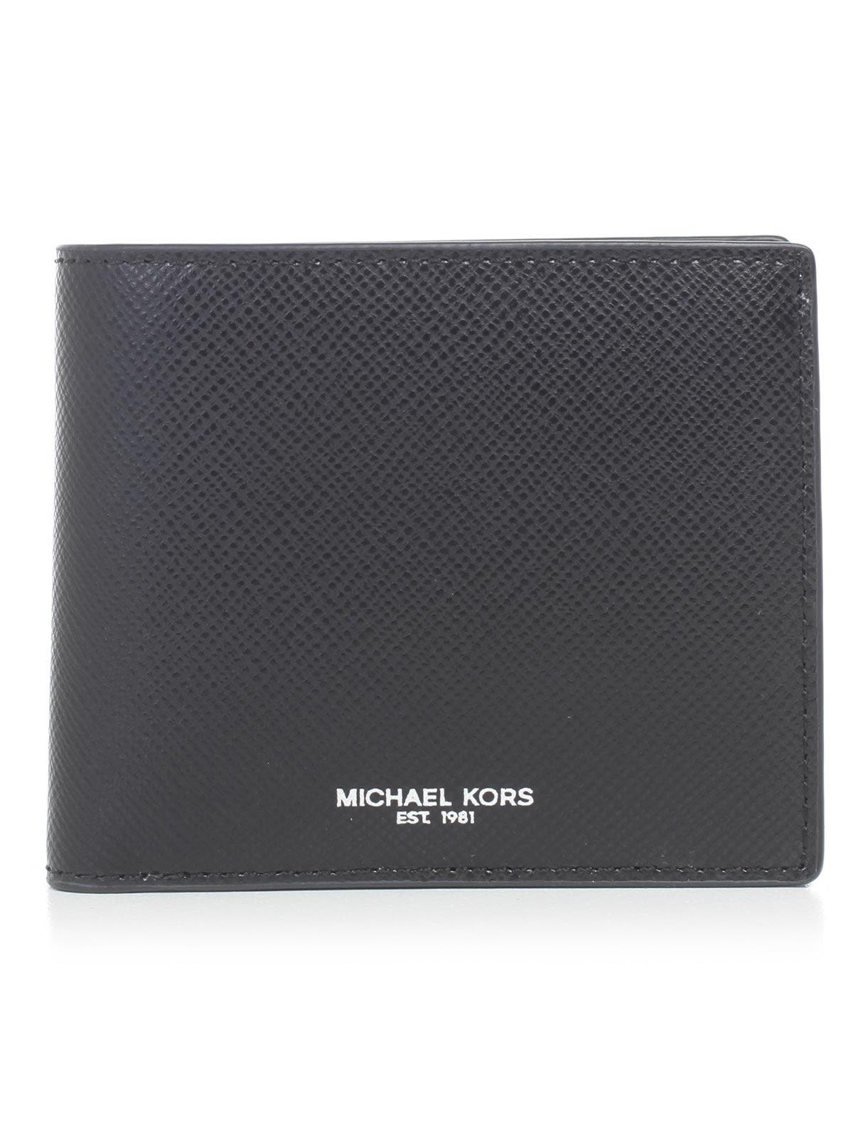 Michael Kors Harrison Foldover Wallet
