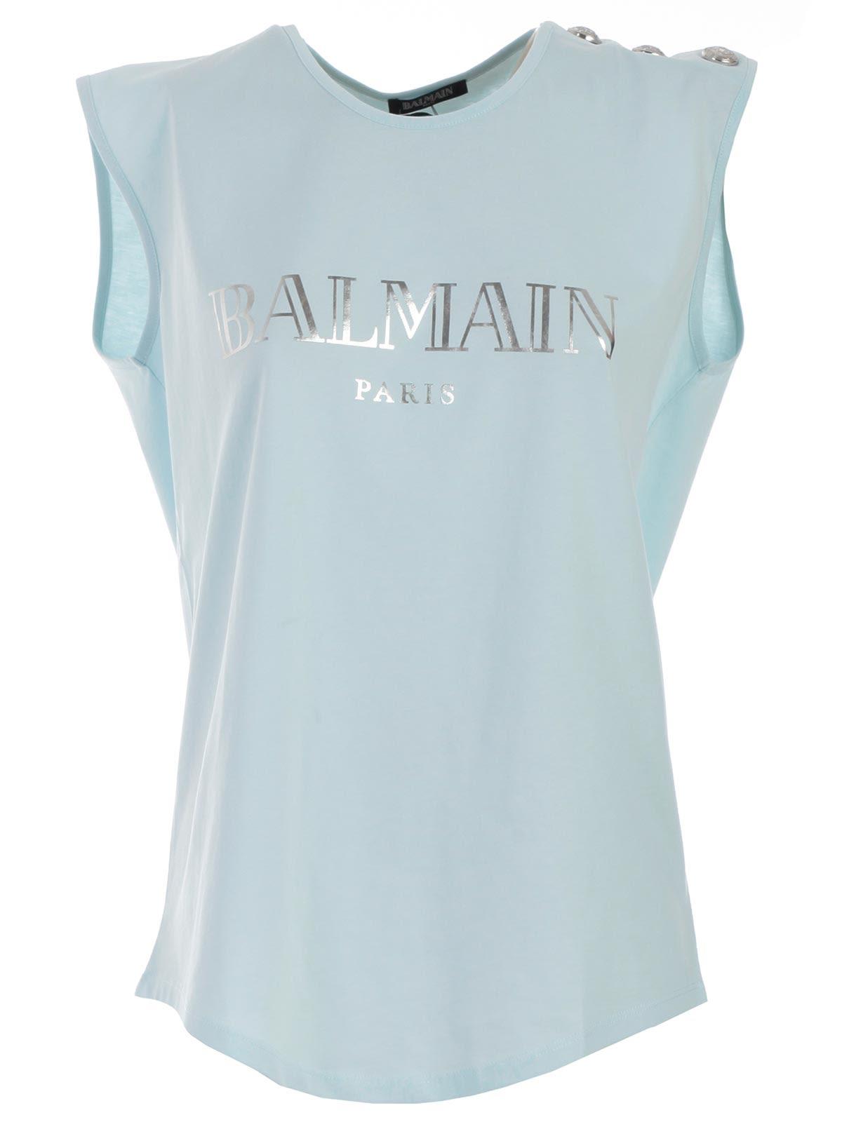 Balmain Embellished Top