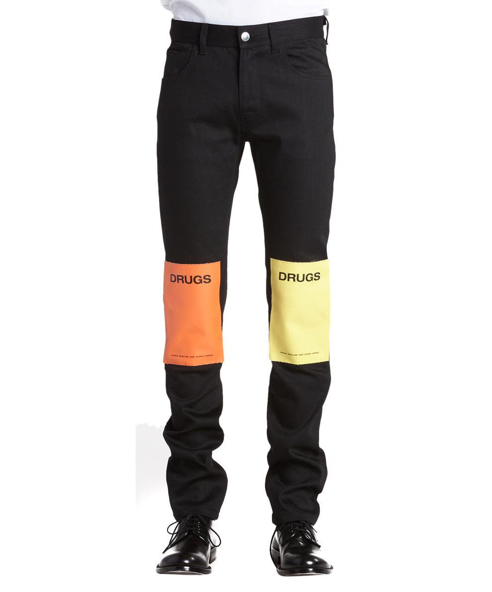 Raf Simons Cotton Jeans