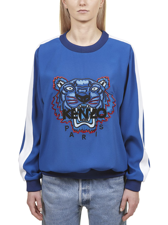 Kenzo Signature Tiger Sweatshirt