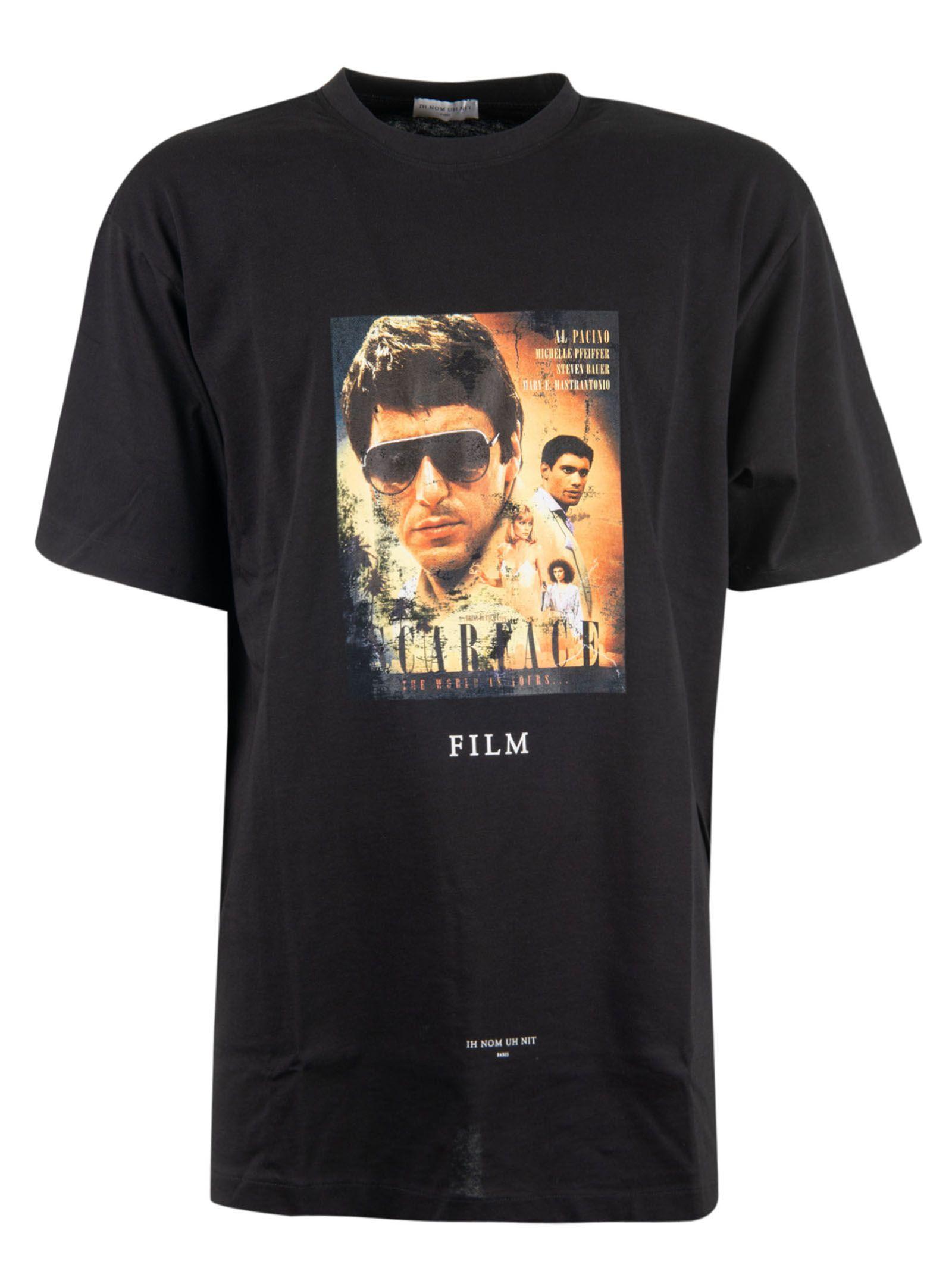 Ih Nom Uh Nit Scarface T-shirt