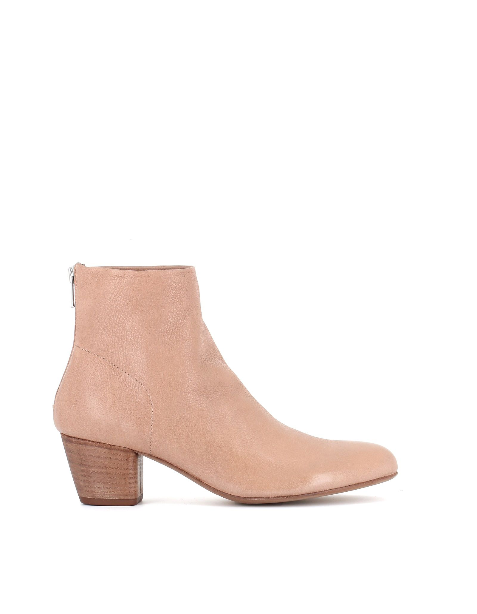 "Ankle Boots ""Jeannine/001"" in Beige"