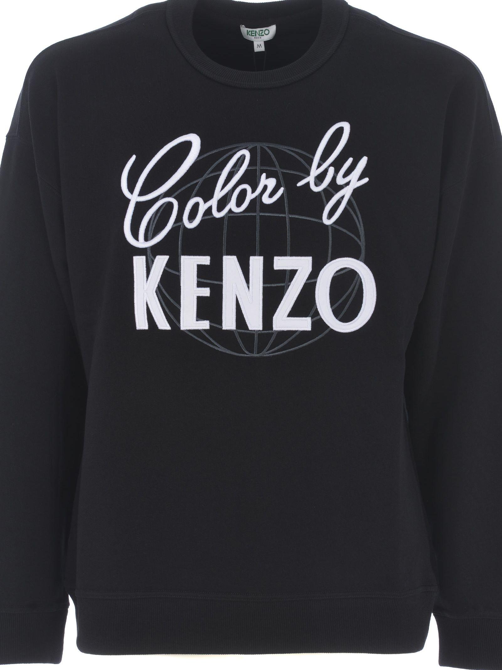 Kenzo Color By Kenzo Sweatshirt