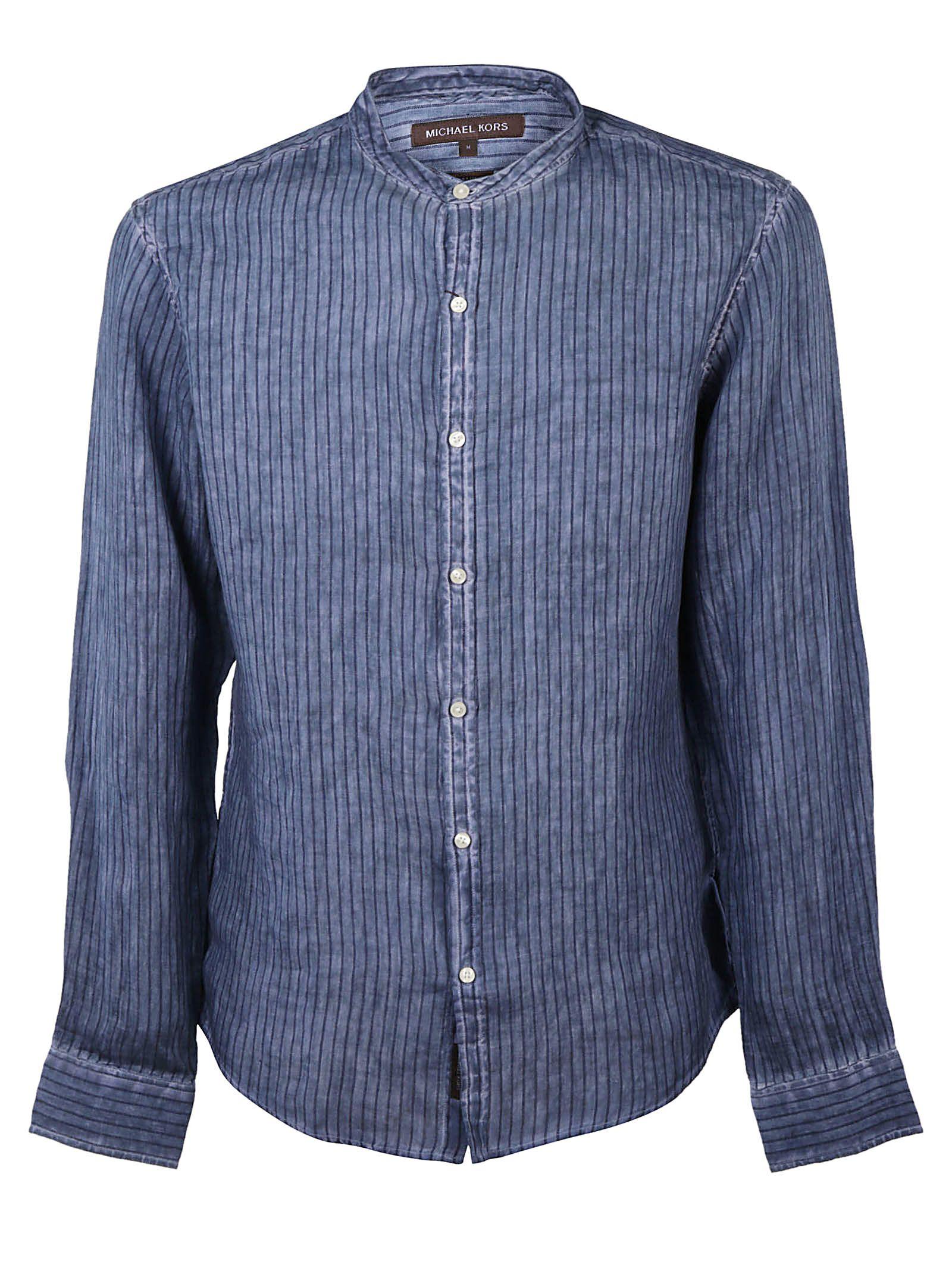 Michael Kors Striped Shirt