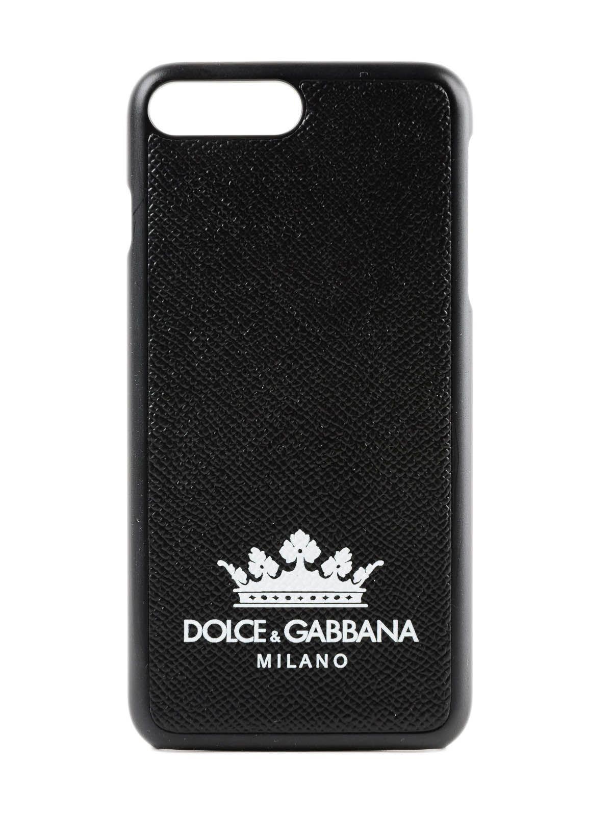 Dolce & Gabbana Dg Milano Iphone 7 Plus Case