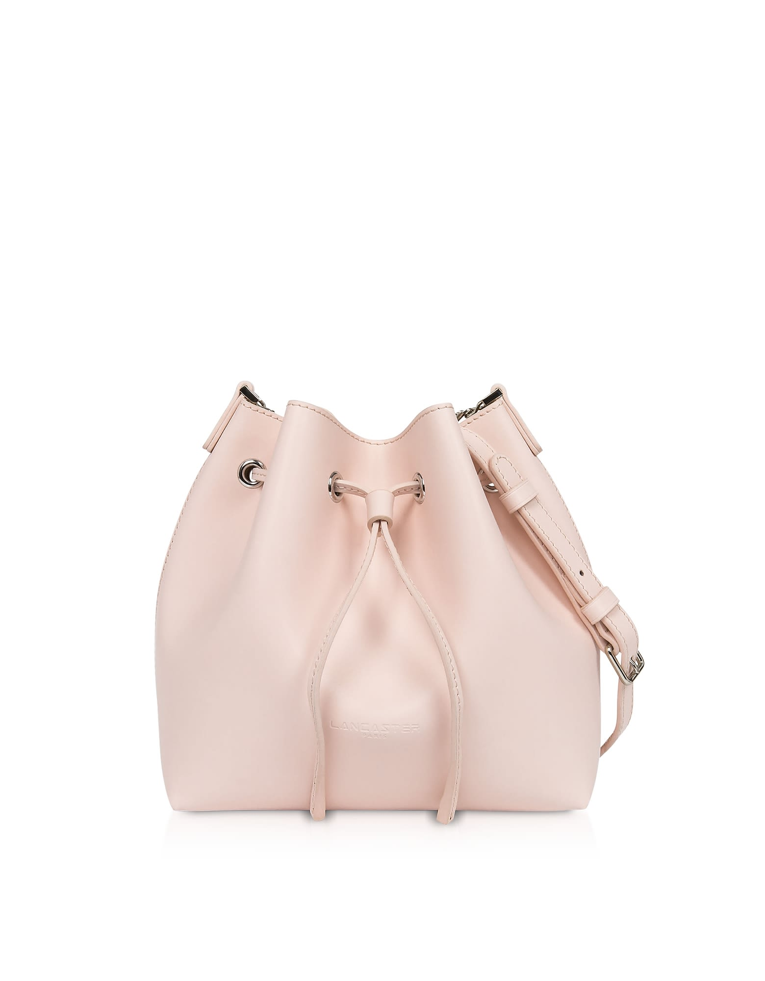 Lancaster TREASURE AND ANNAE LEATHER SMALL BUCKET BAG