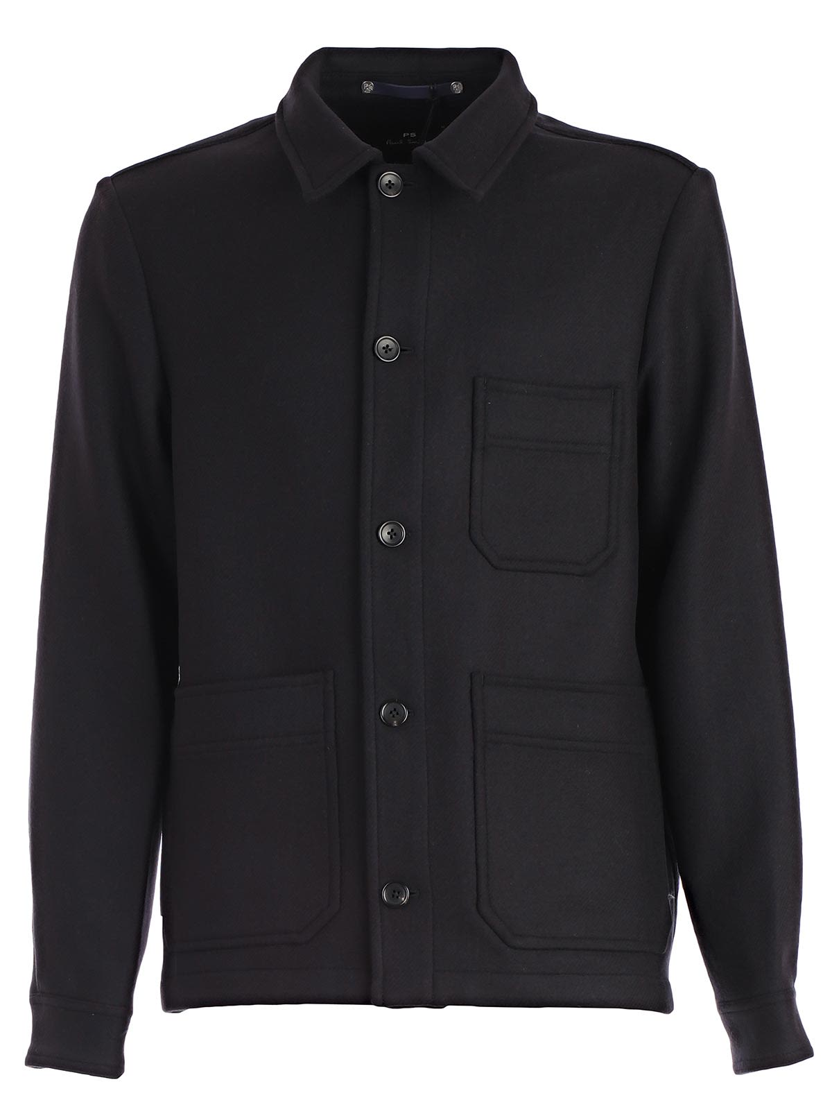 Ps Paul Smith Fitted Coat