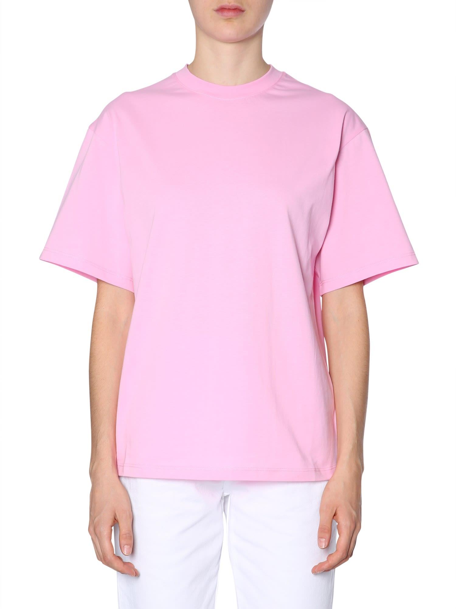 MSGM Oversize Fit T-shirt