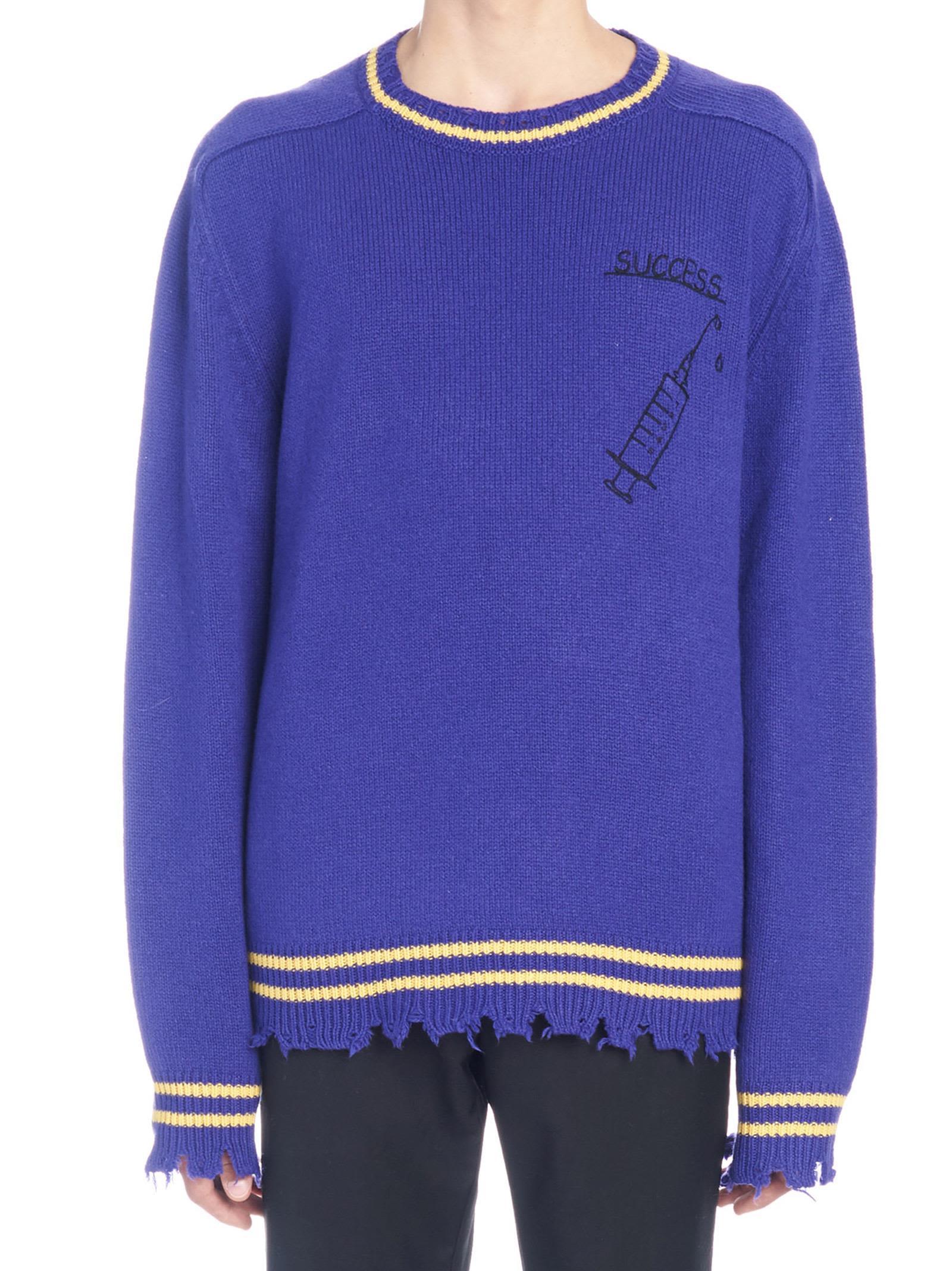 Riccardo Comi 'success' Sweater