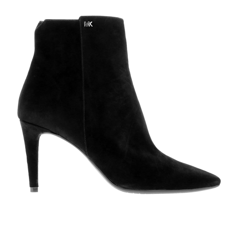Michael Michael Kors Heeled Booties Shoes Women Michael Michael Kors