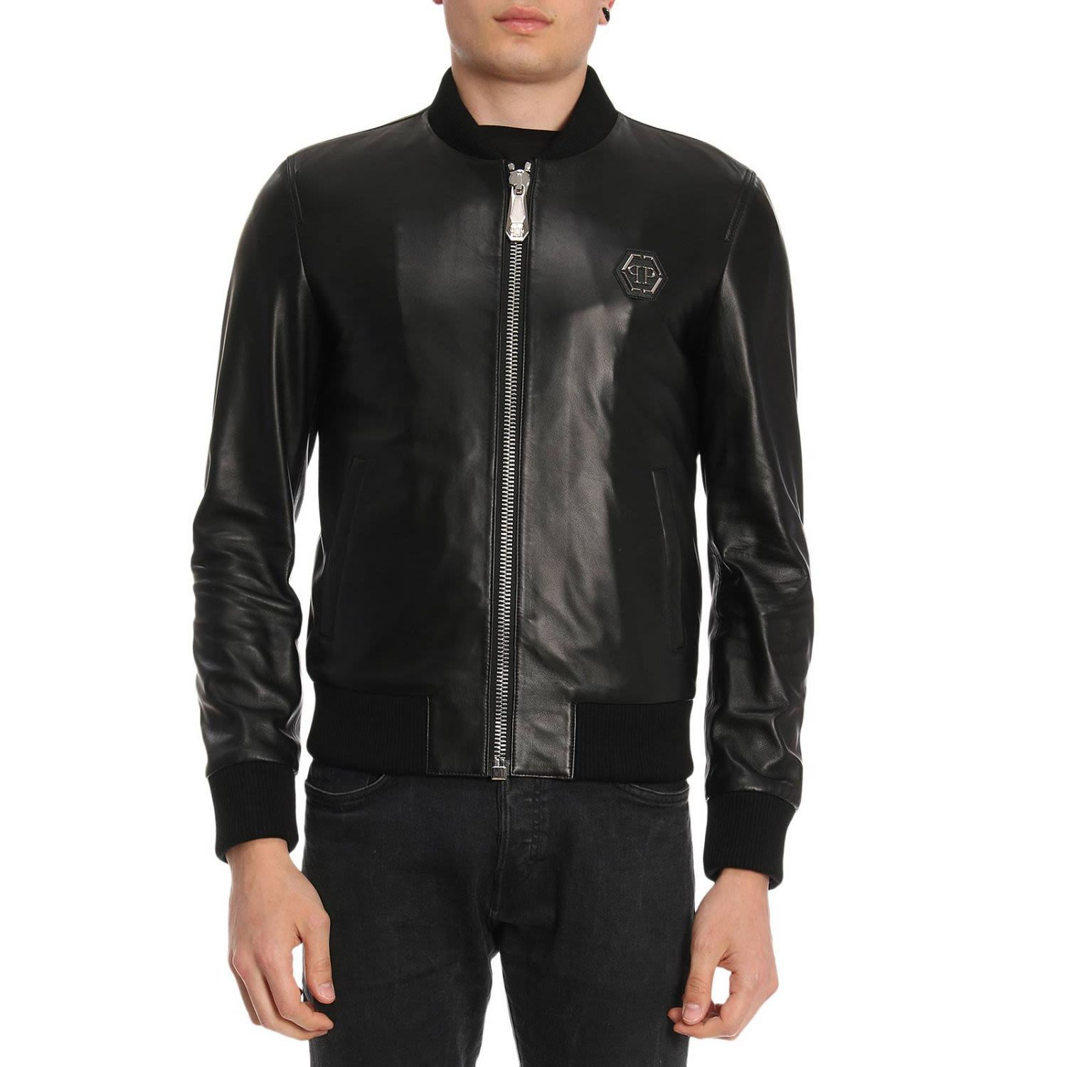 Philipp Plein Jacket Jacket Men Philipp Plein