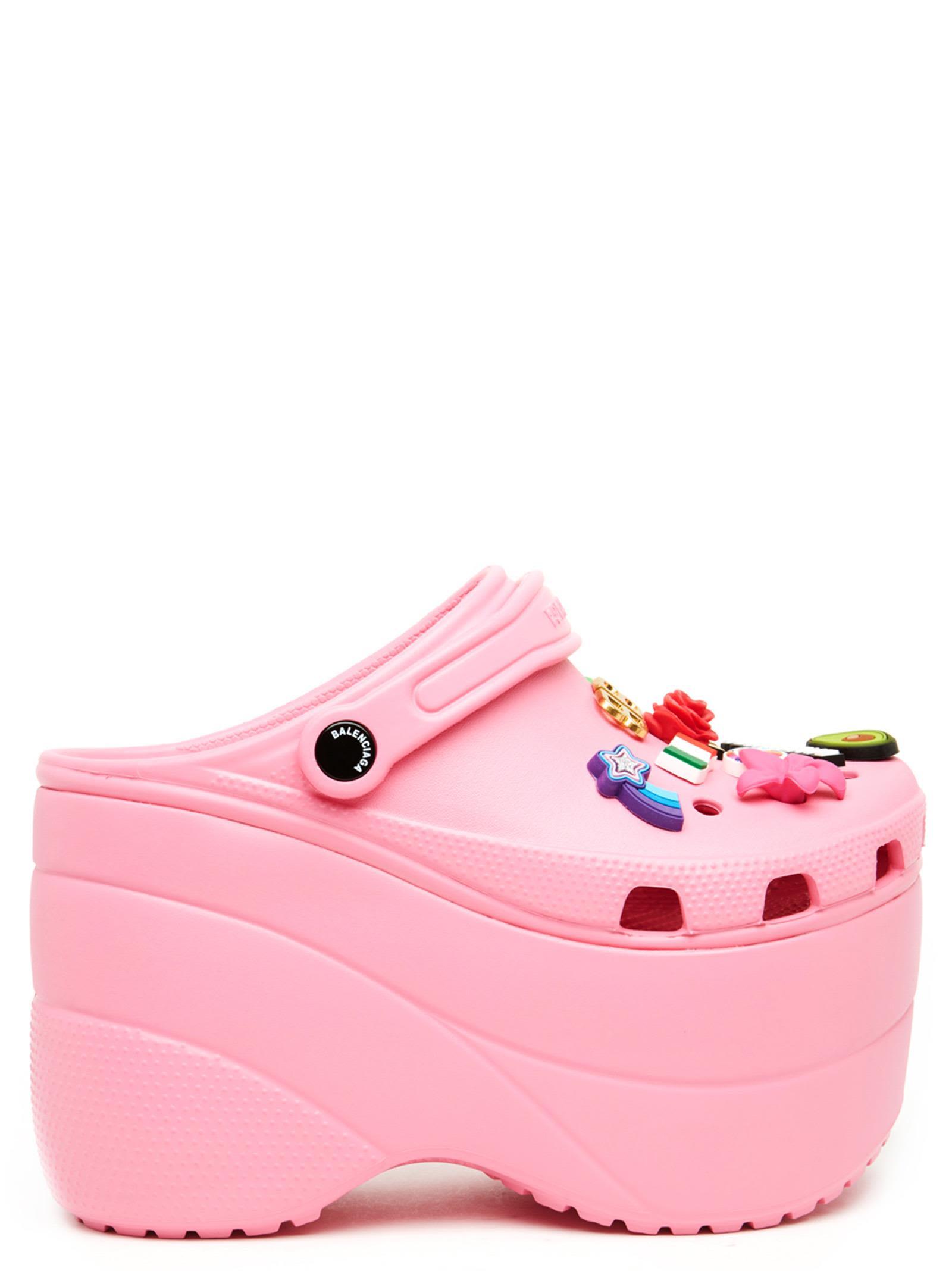 balenciaga -  'croslite' Shoes