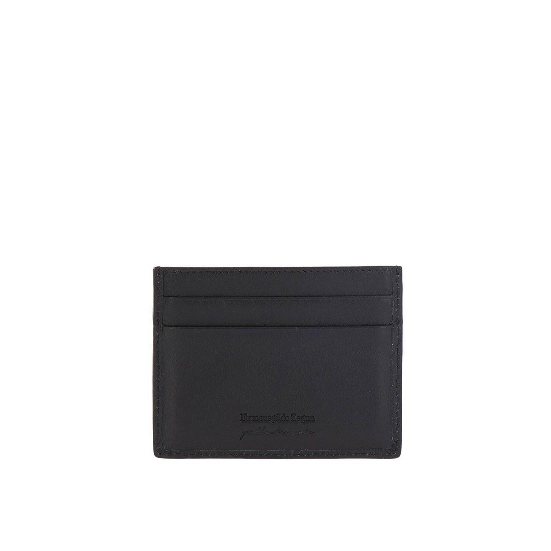 Ermenegildo Zegna Wallet Wallet Men Ermenegildo Zegna