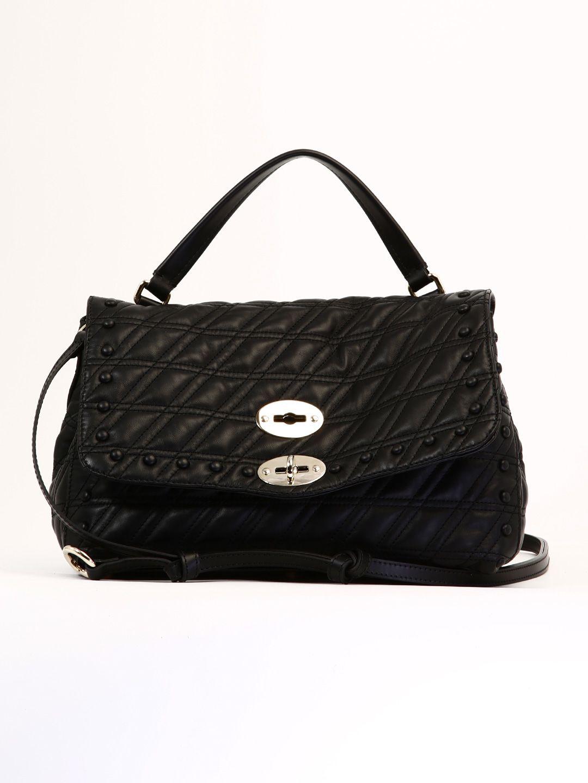 Zanellato Zeta Bag S Black