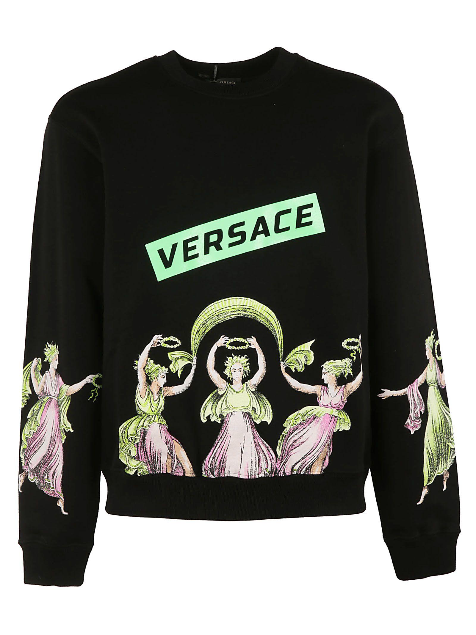 Versace Cupid And Psyche Sweatshirt
