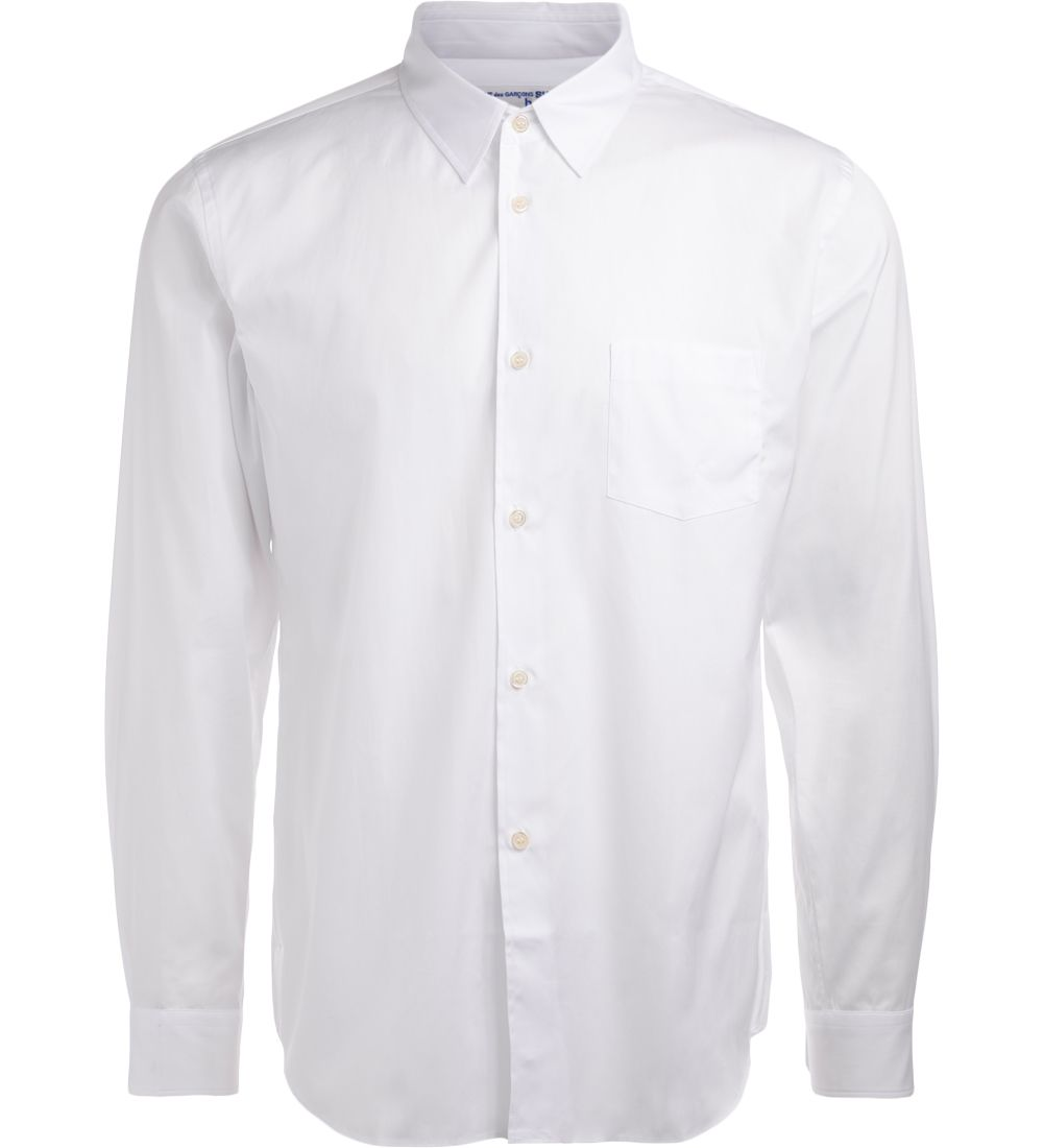 comme des garçons shirt - Comme Des Gar?ons Shirt Boys White Shirt