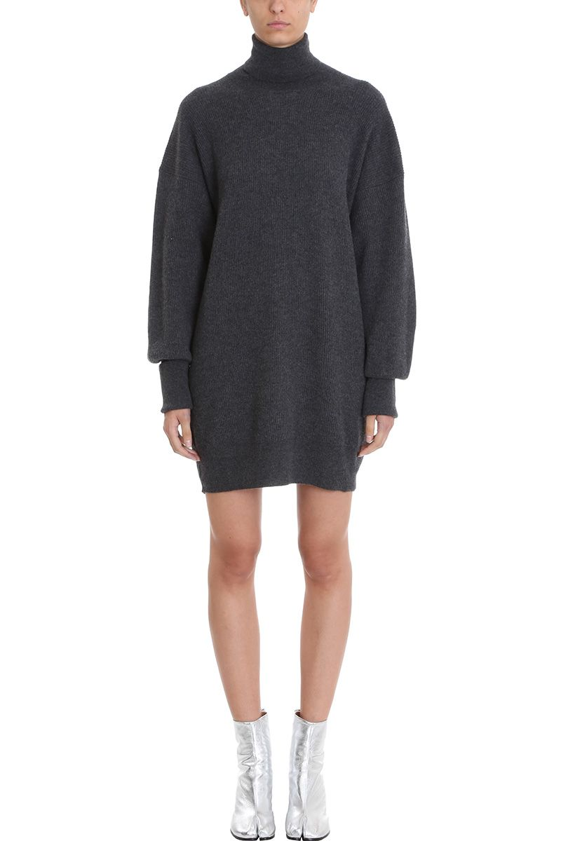 Maison Margiela Turtleneck Sweater Dress