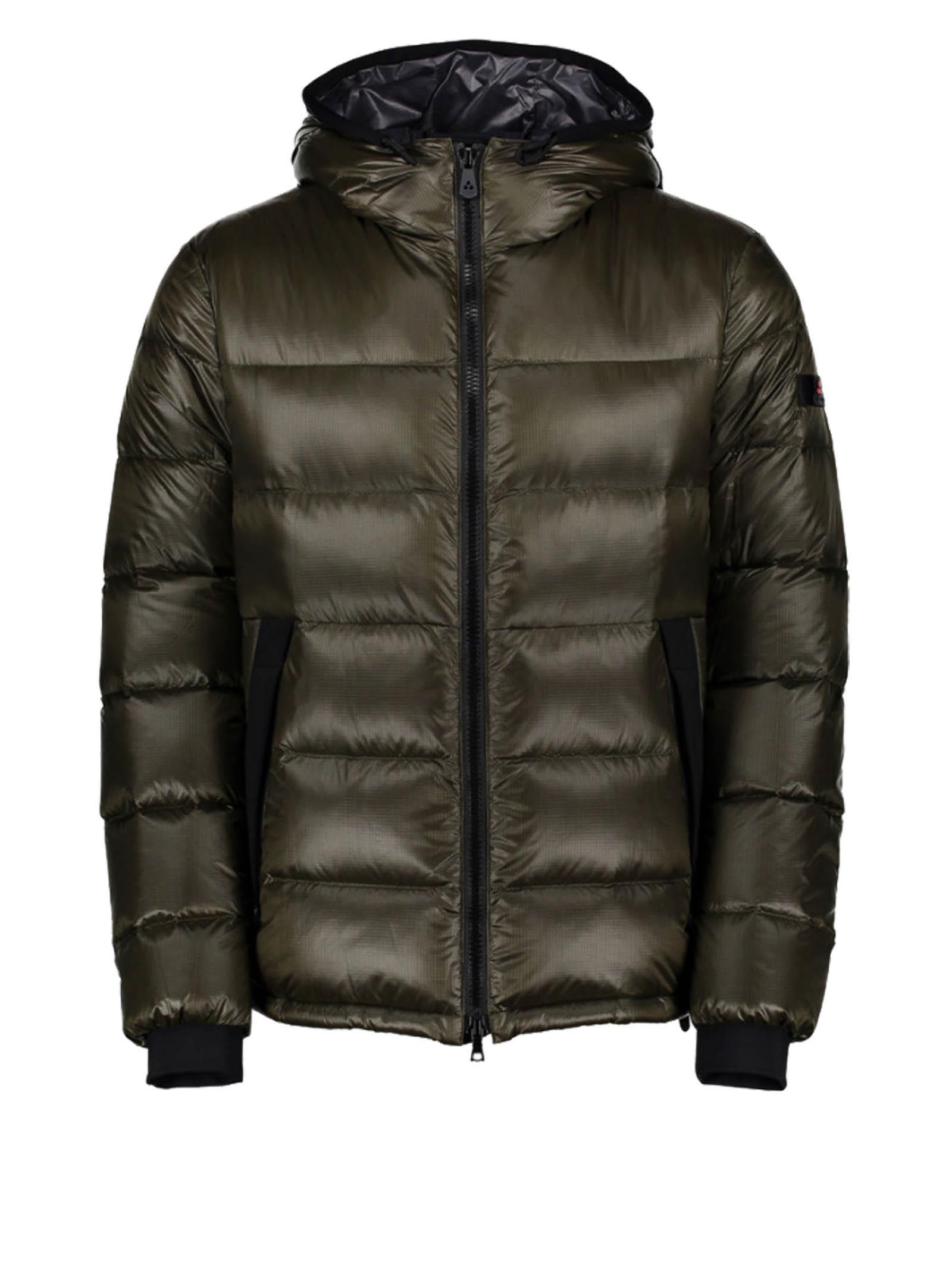 Peuterey Honova Green Down Jacket