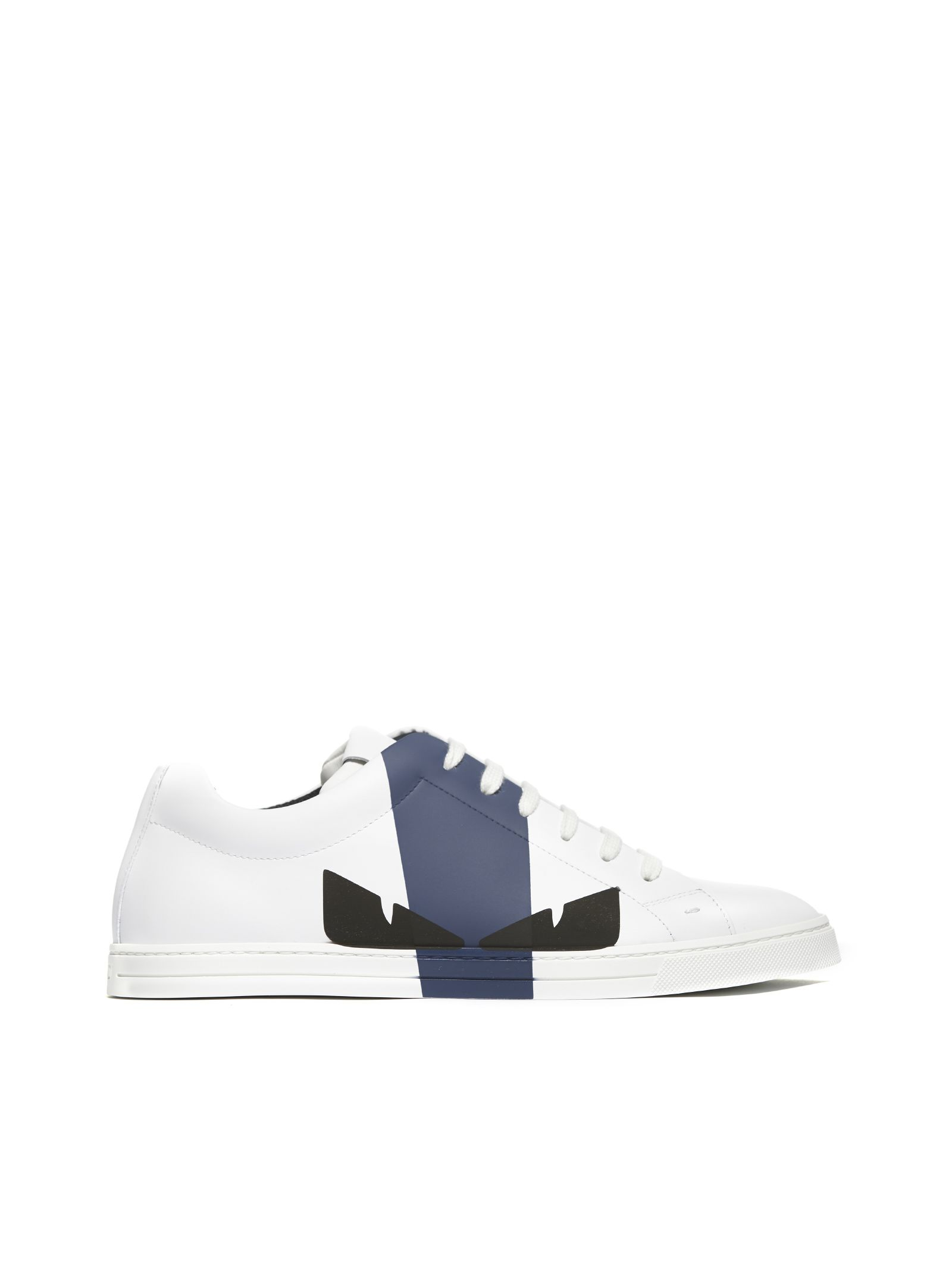 Fendi Bad-bugs Patch Sneakers