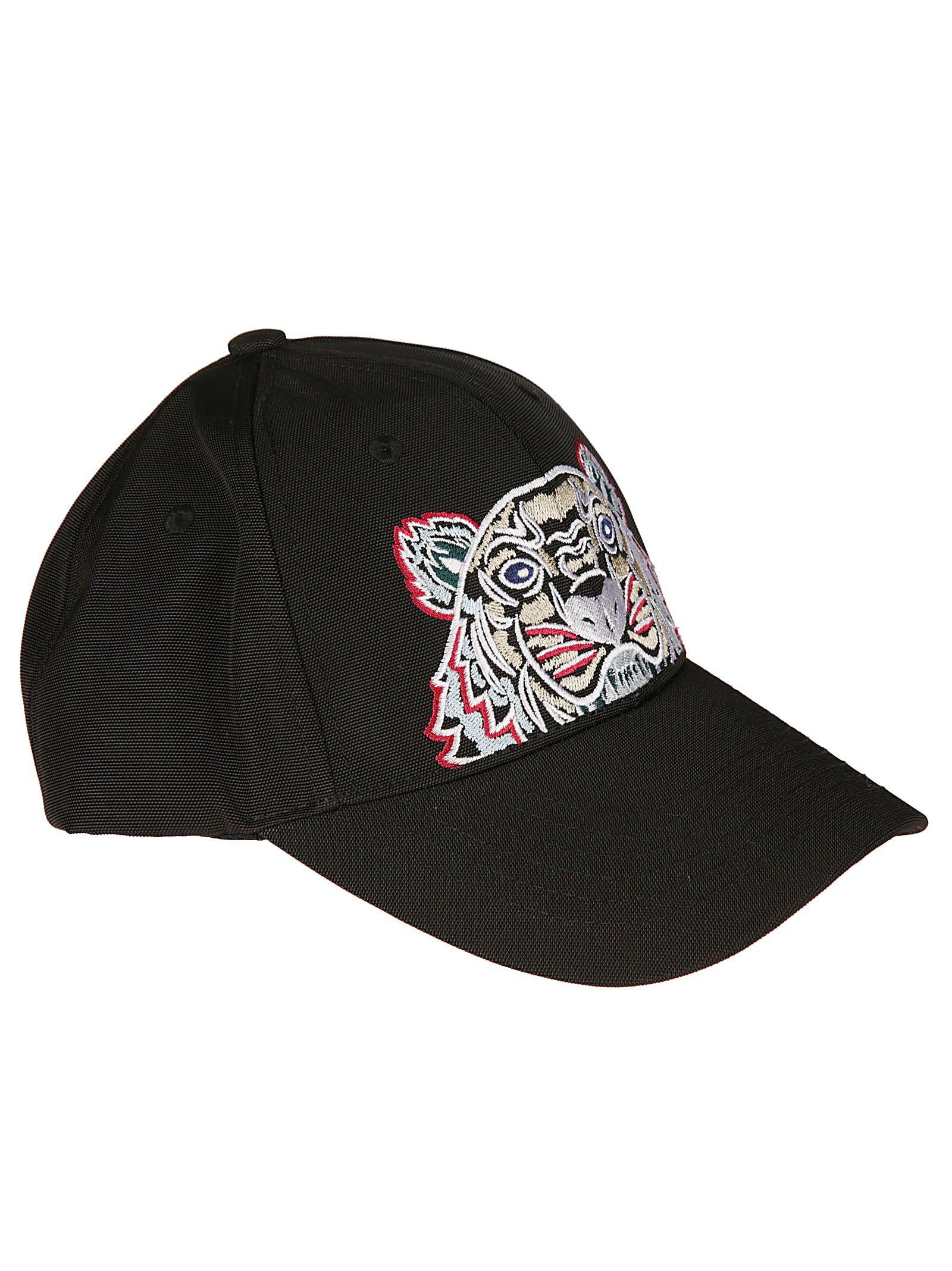 kenzo -  Tiger Canvas Cap