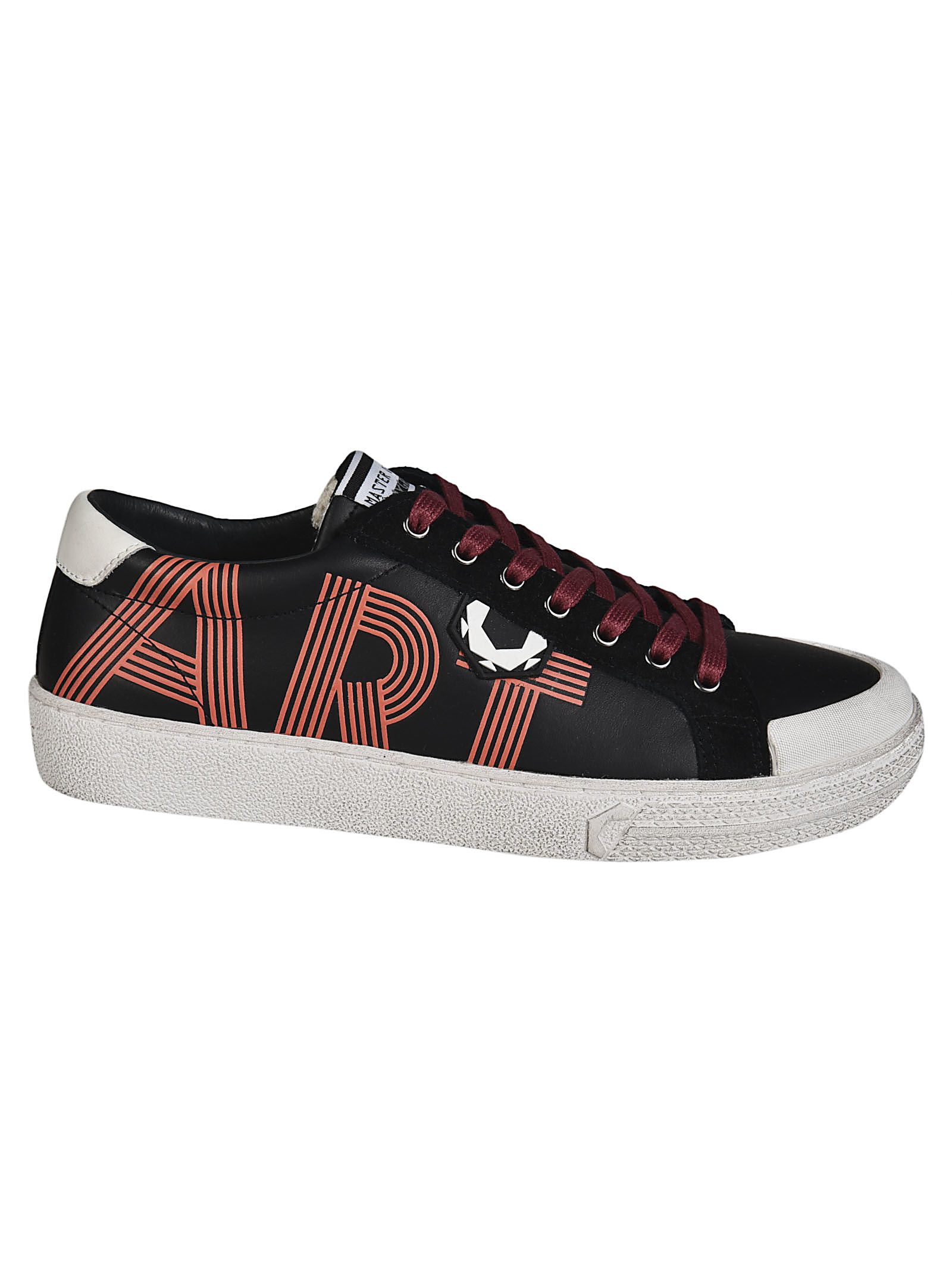 M.o.a. Kit Playground Art Sneakers