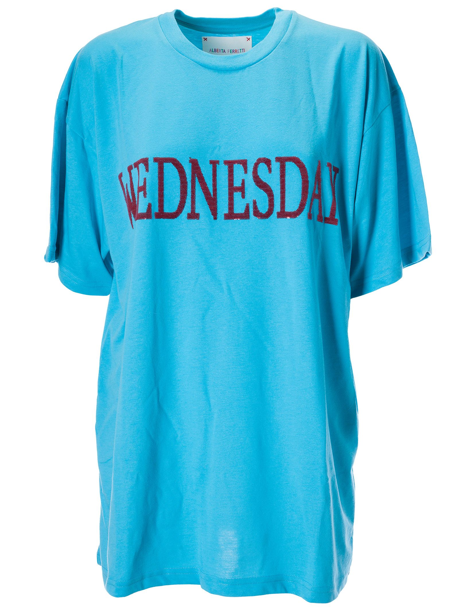 Alberta Ferretti T-shirts WEDNESDAY T-SHIRT