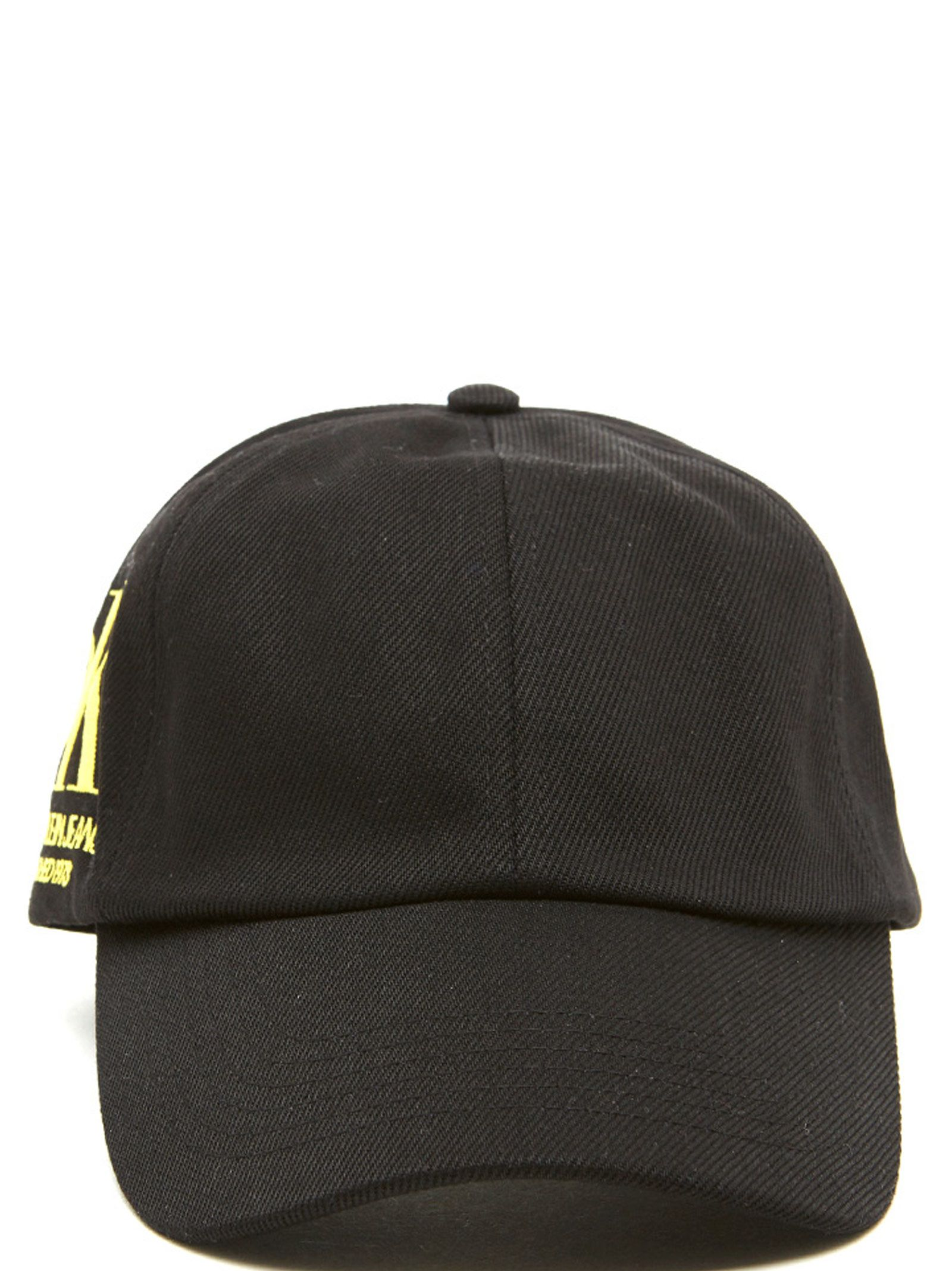 Calvin Klein Cap In Black  7252923ae88