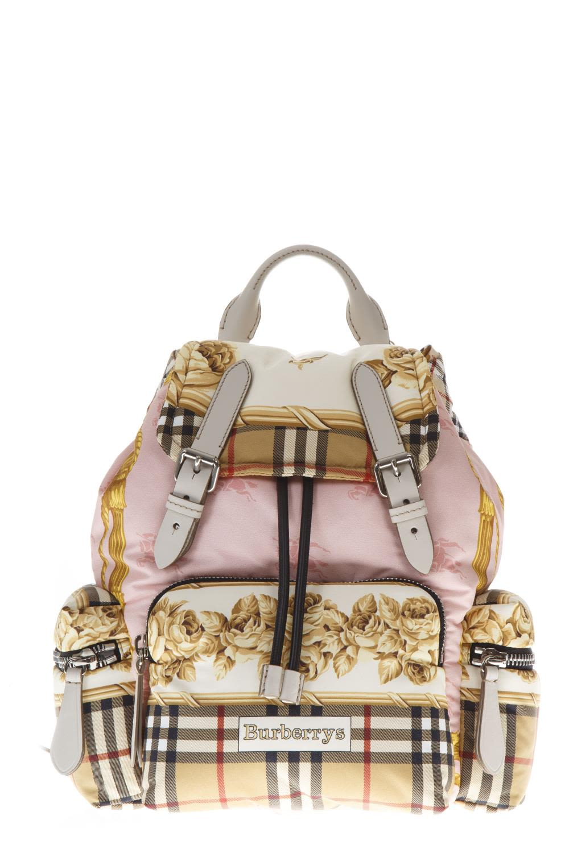 Burberry Multicolor Medium Rucksack Backpack