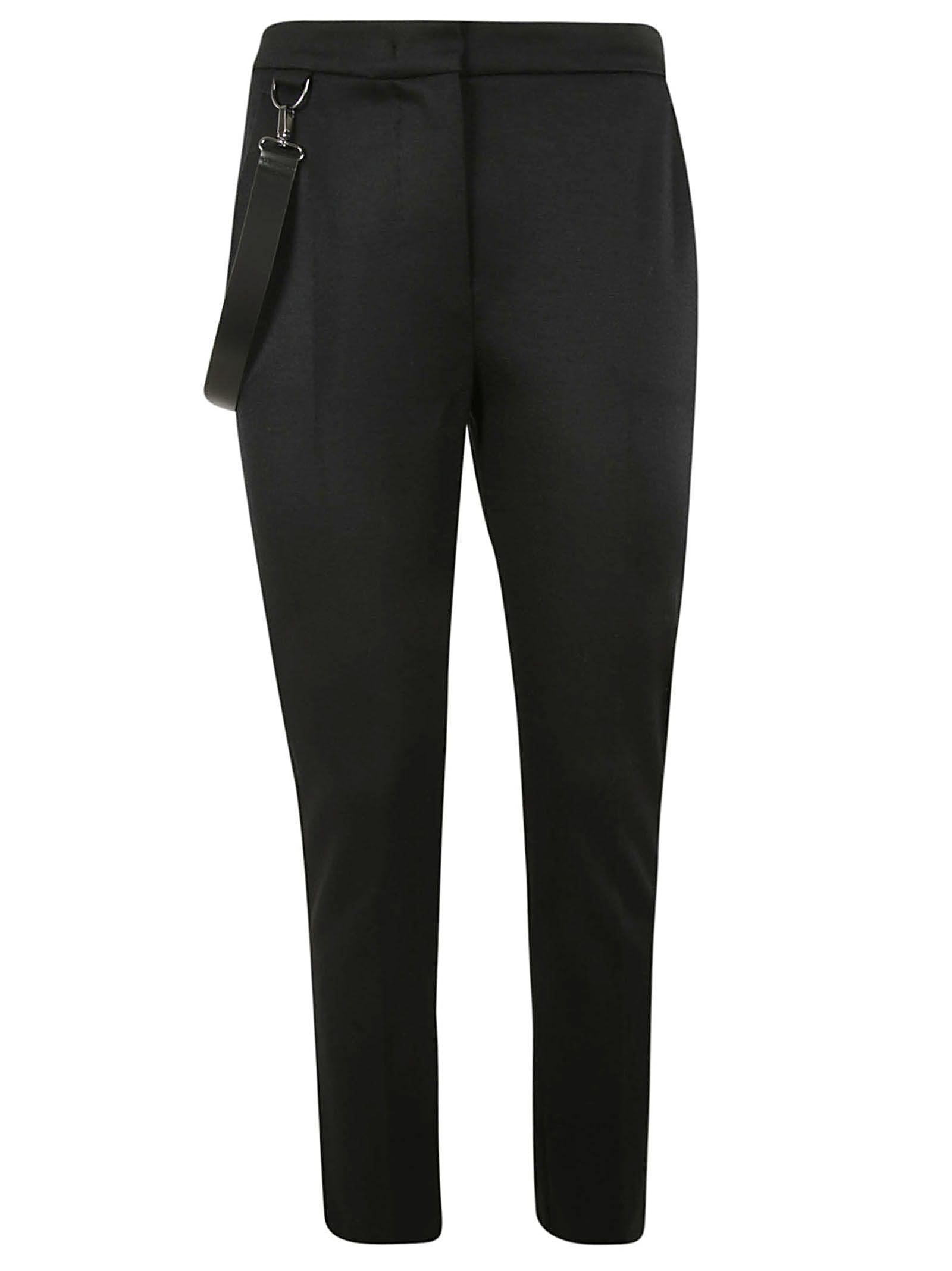 Max Mara High-waisted Slim Trousers