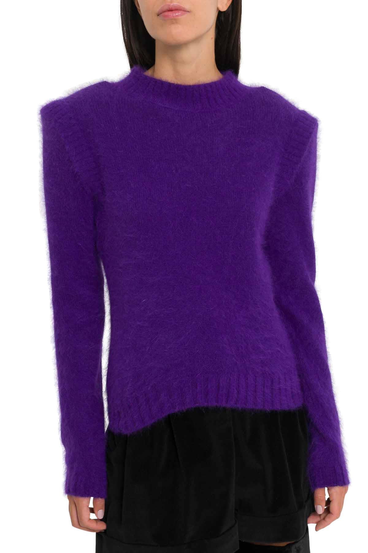 Alberta Ferretti Angora Sweater