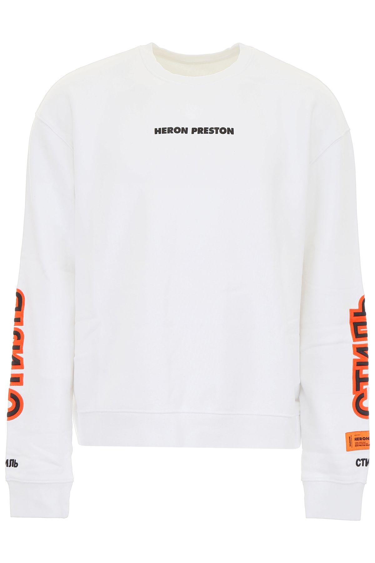 HERON PRESTON Style Sweatshirt