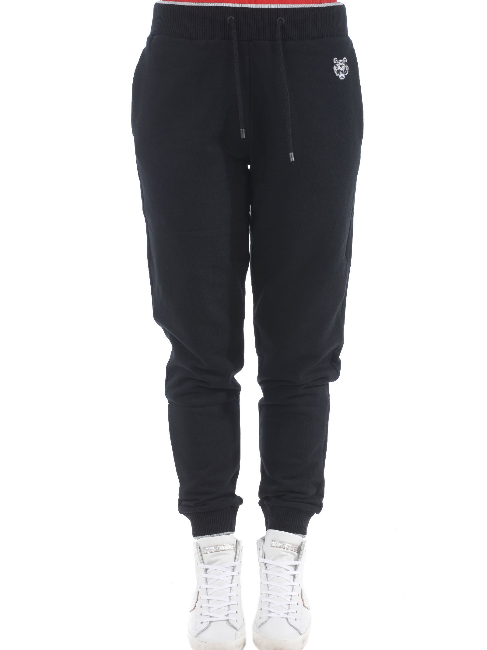 Kenzo Embroidered Track Pants