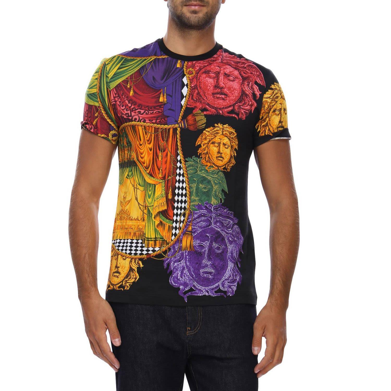 Versace T-shirt T-shirt Men Versace