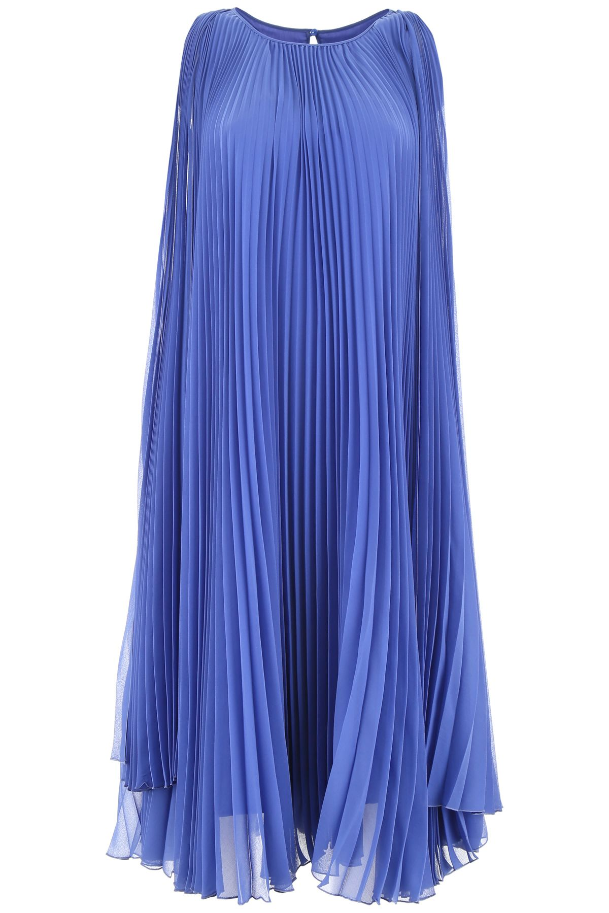 Max Mara Dresses PLEATED GEORGETTE DRESS